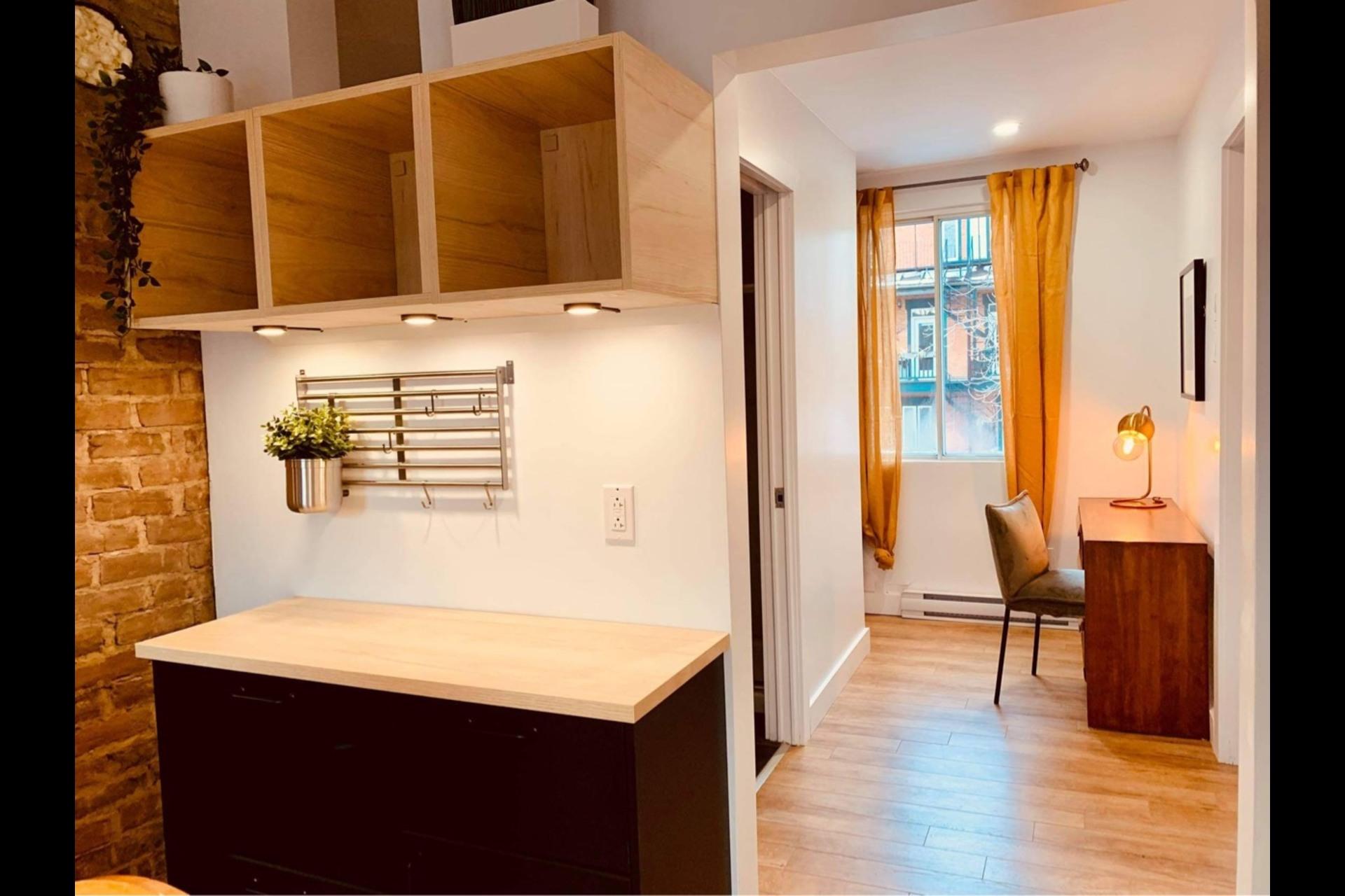 image 9 - Apartment For rent Montréal - 3 rooms