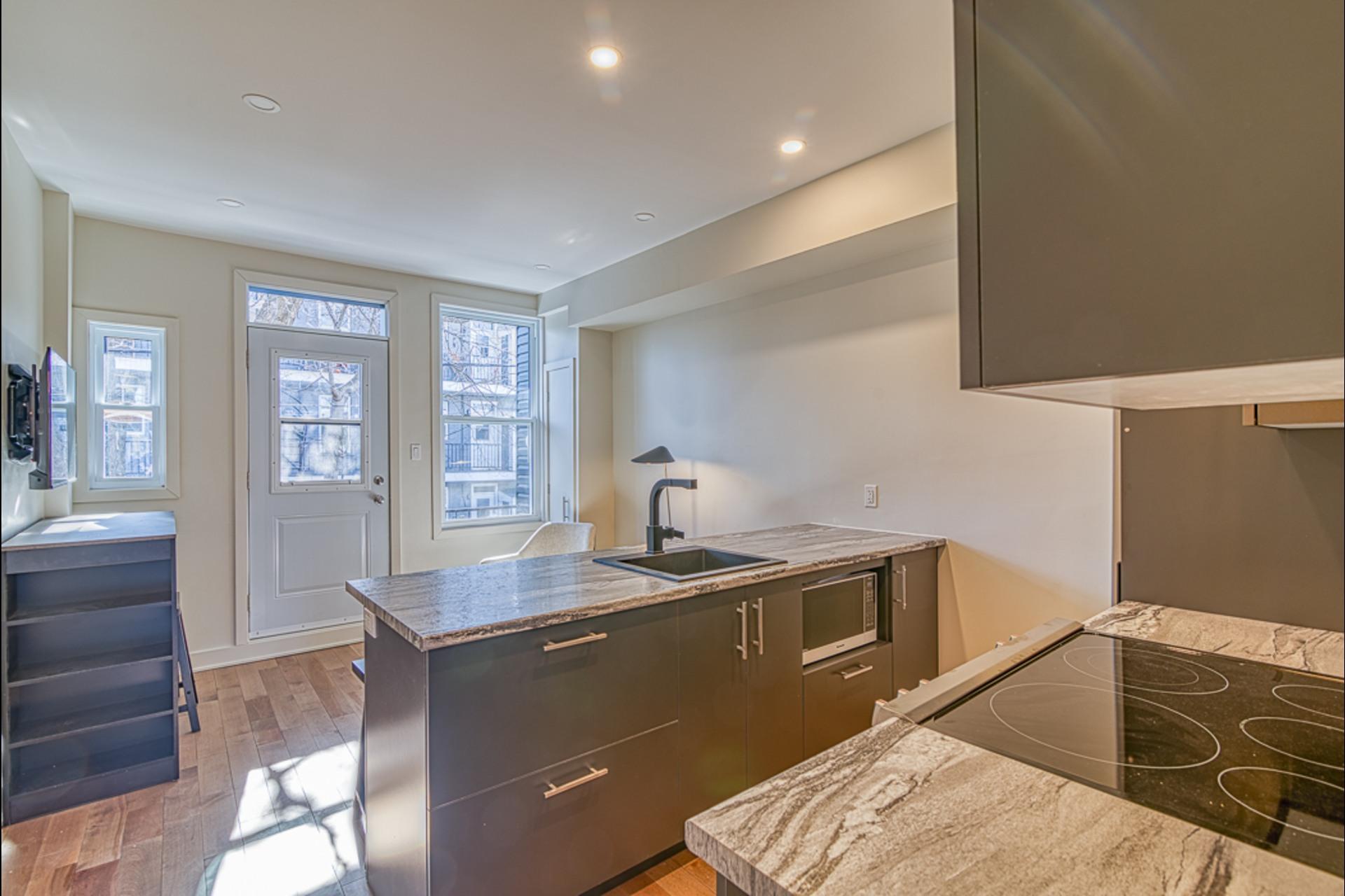 image 13 - Furnished Appartement For rent Montréal - 3 rooms