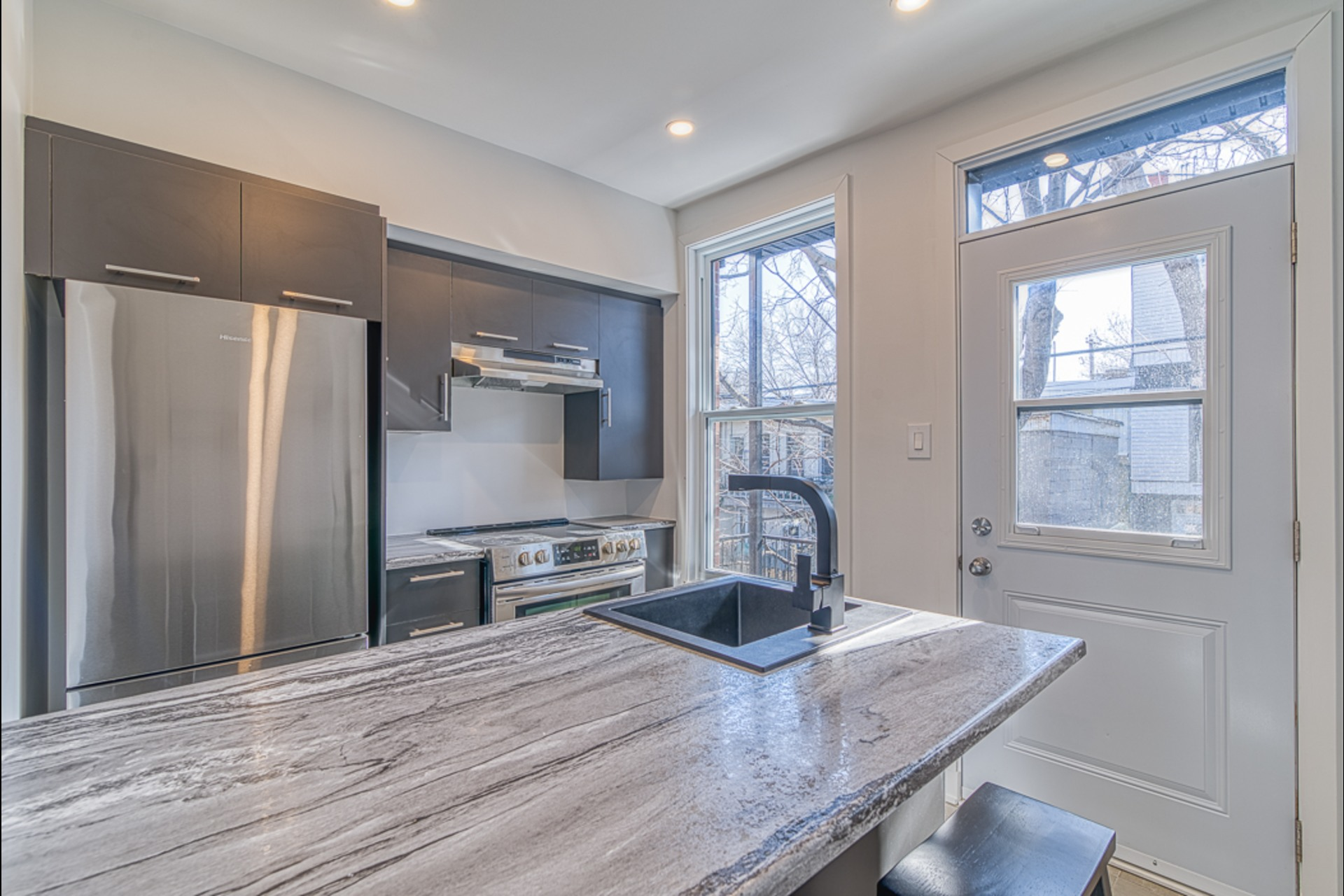 image 8 - Departamento Para alquiler Montréal - 2 habitaciones