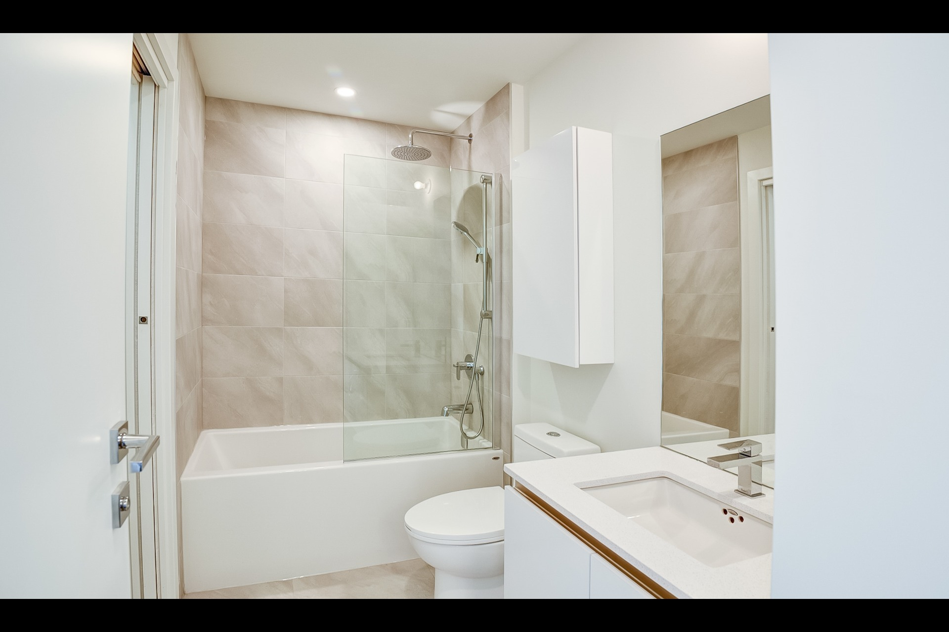 image 1 - MX - Condominio vertical - MX Para alquiler Montréal - 4 habitaciones