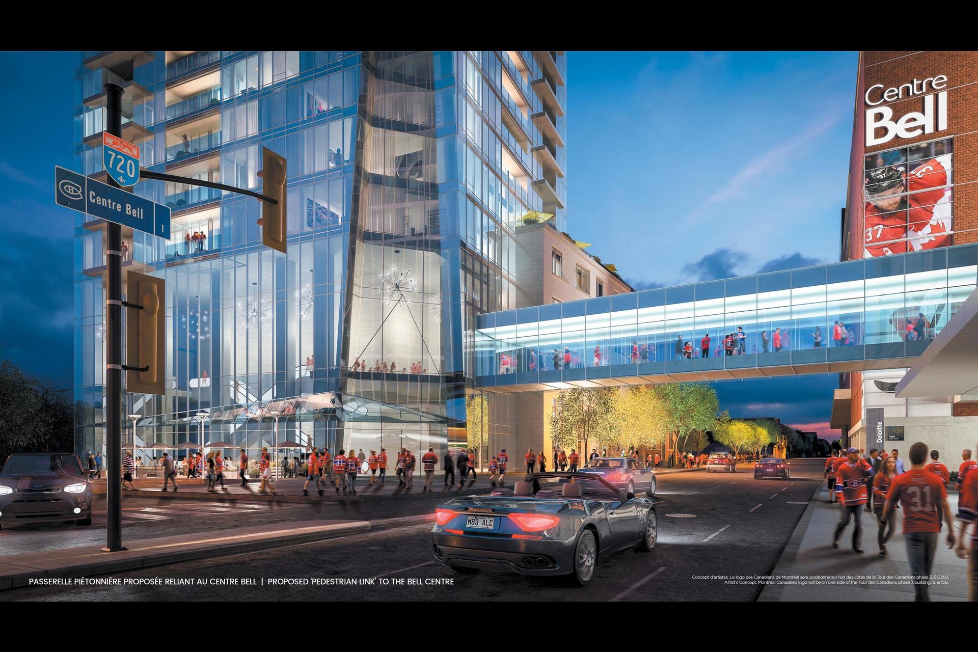 image 2 - Penthouse À vendre Montréal