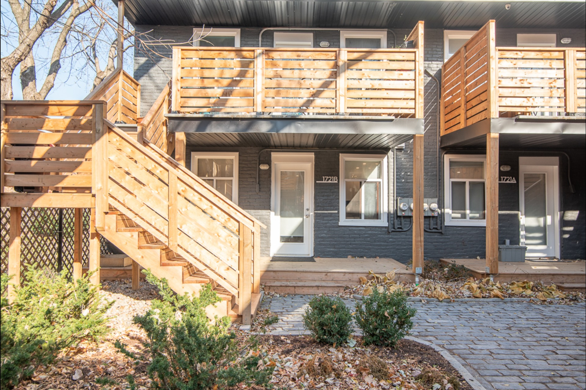 image 9 - Apartment For rent Montréal - 4 rooms