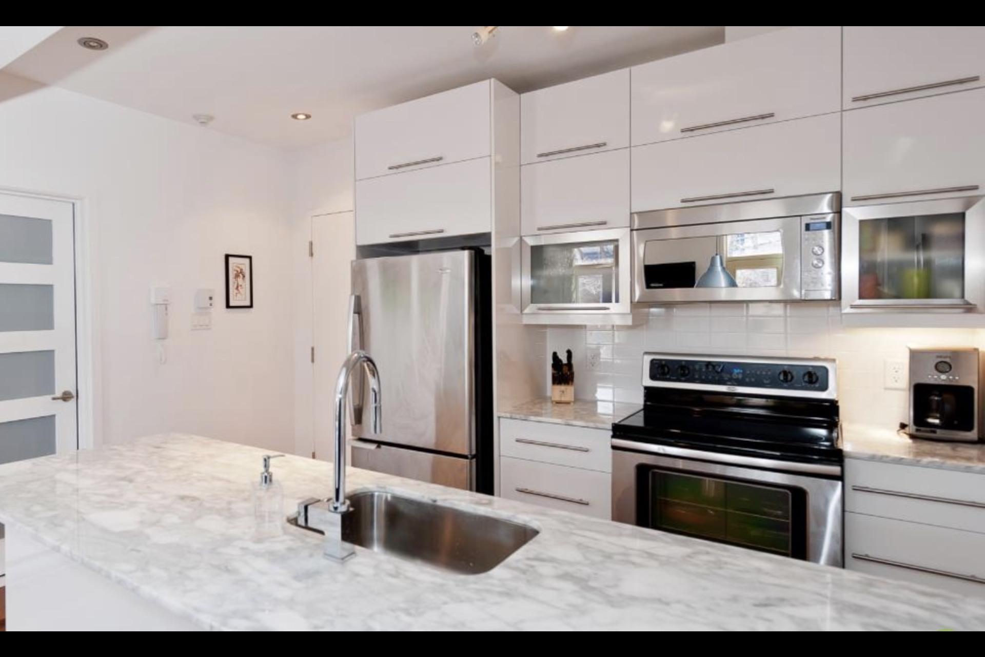 image 0 - Loft For rent Montréal - 3 rooms