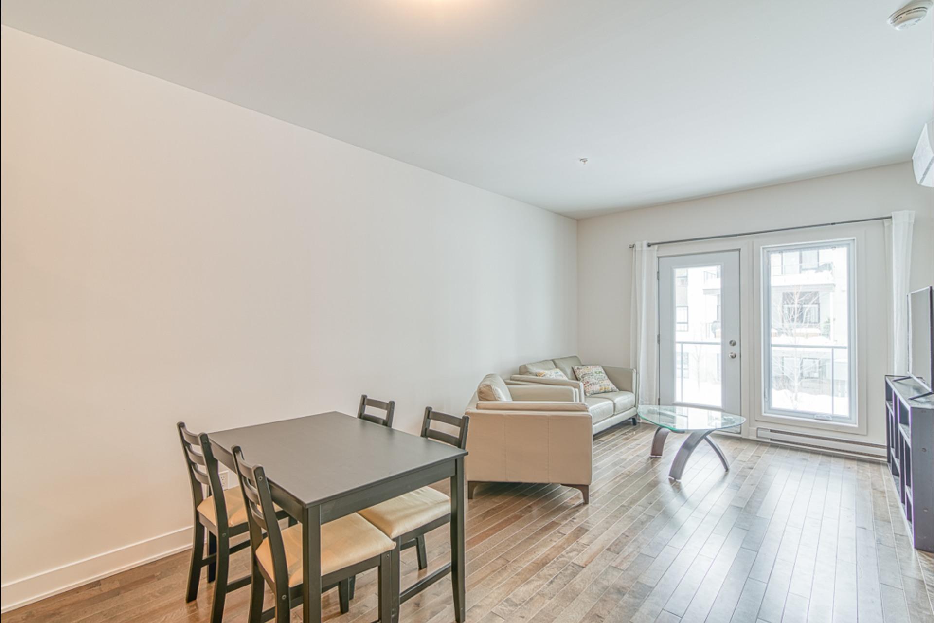 image 2 - MX - Condominio vertical - MX Para alquiler Montréal - 3 habitaciones