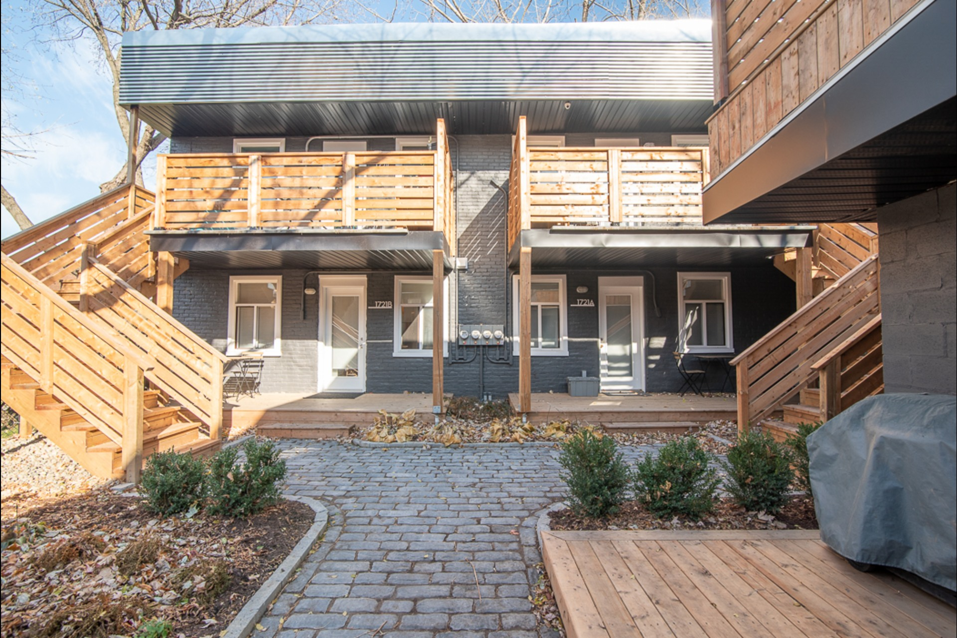 image 24 - Departamento Para alquiler Montréal - 3 habitaciones
