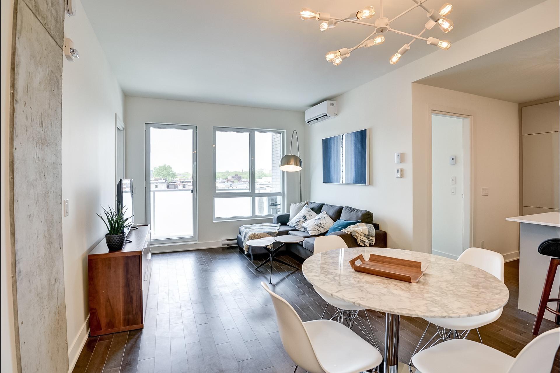 image 2 - MX - Condominio vertical - MX Para alquiler Montréal - 4 habitaciones