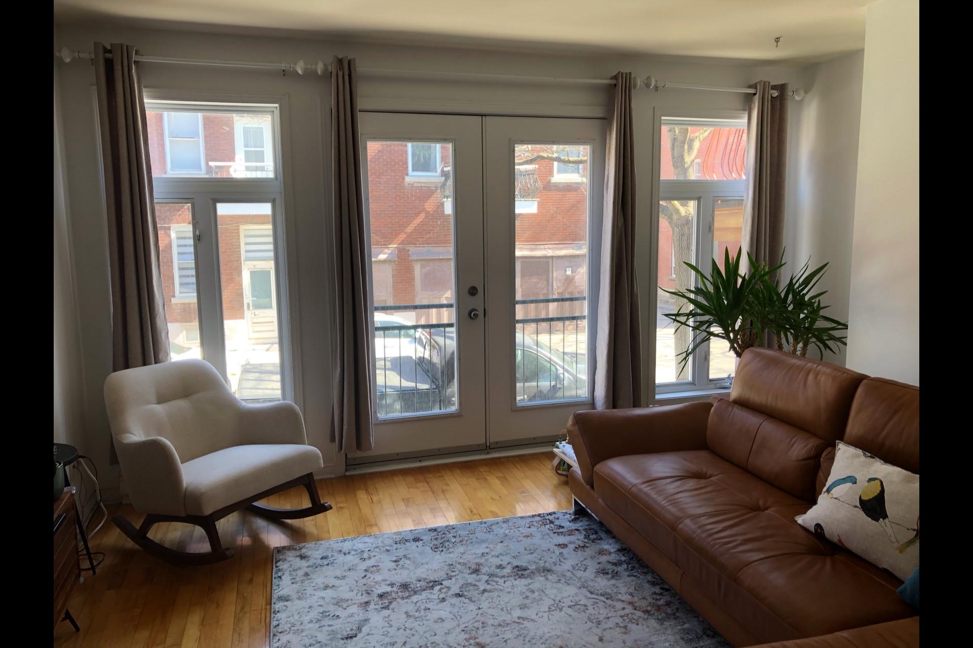 image 1 - Departamento Para alquiler Montréal - 5 habitaciones