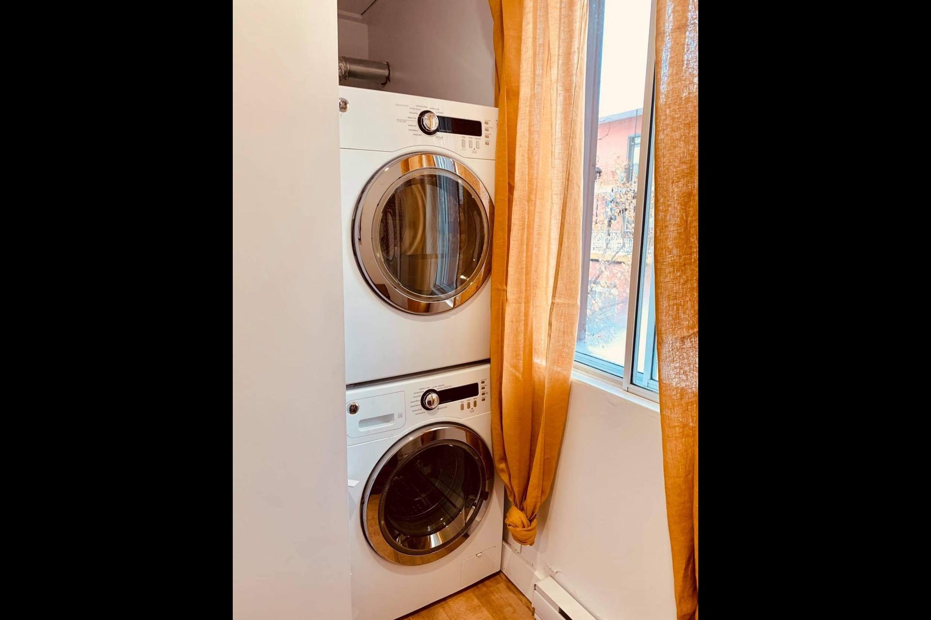 image 6 - Apartment For rent Montréal - 3 rooms