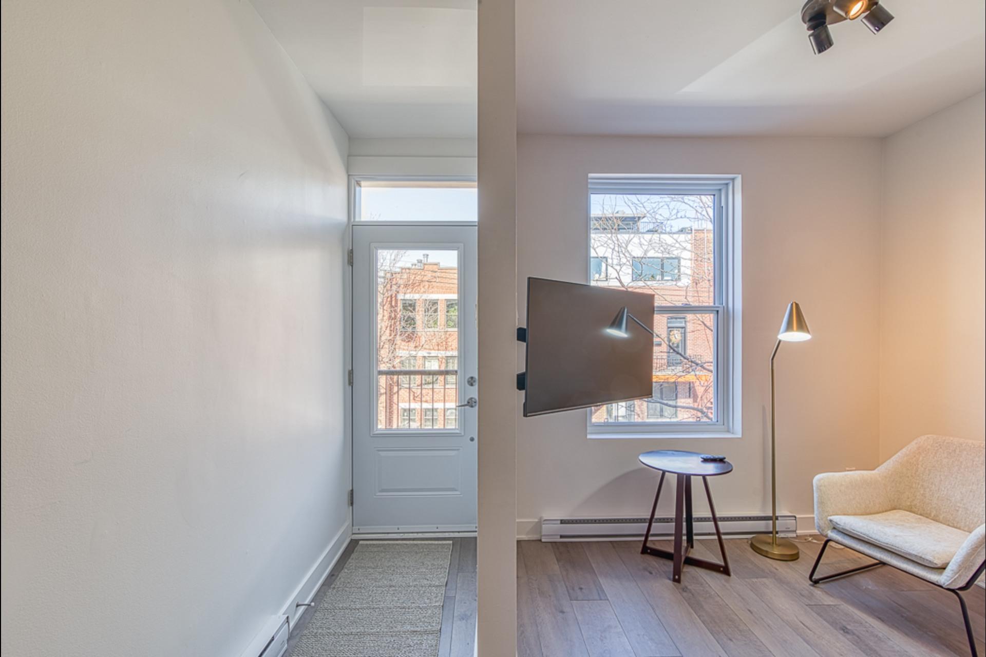 image 2 - Departamento Para alquiler Montréal - 2 habitaciones