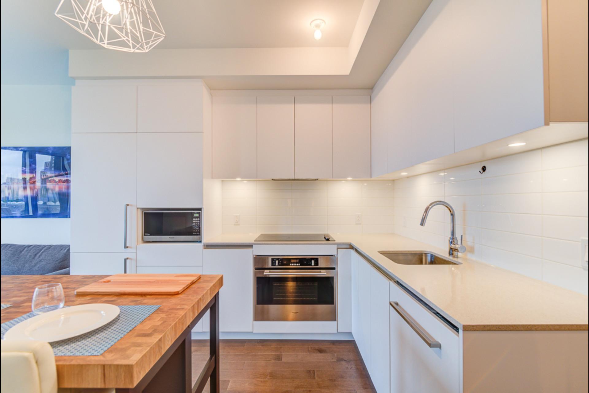 image 2 - Condo For rent Montréal - 4 rooms