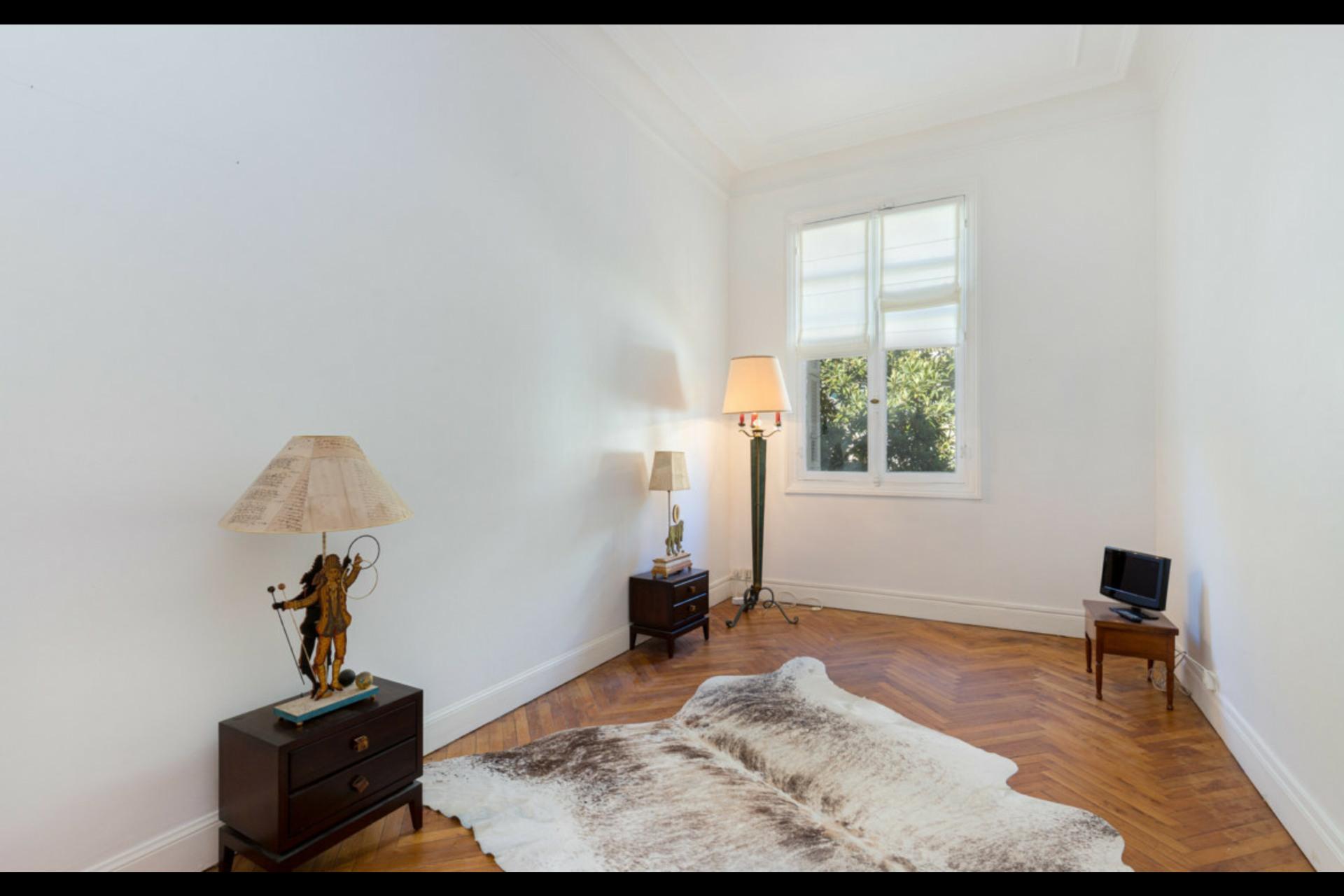 image 4 - Appartement À vendre Nice Cimiez - 6 pièces