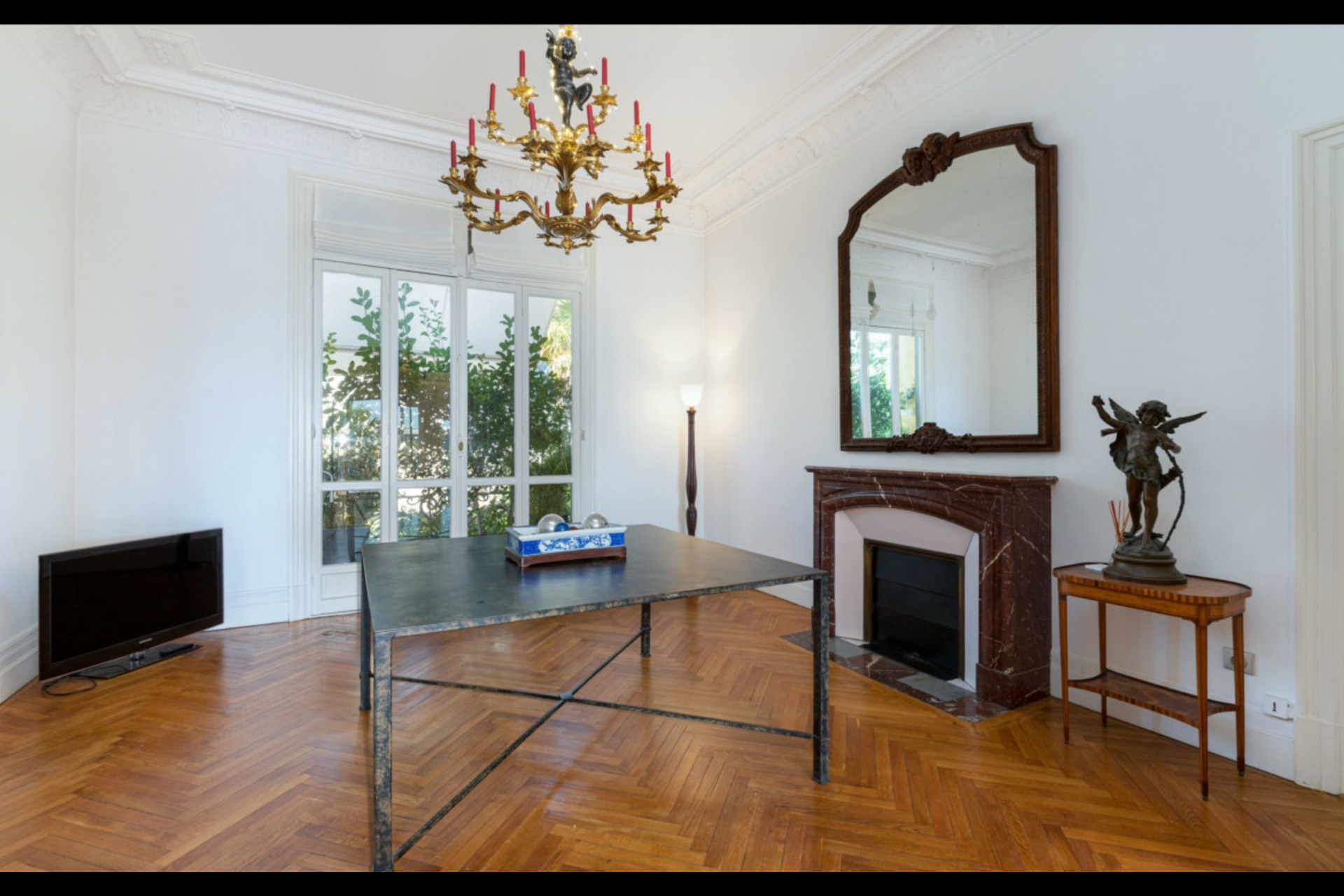 image 2 - Appartement À vendre Nice Cimiez - 6 pièces
