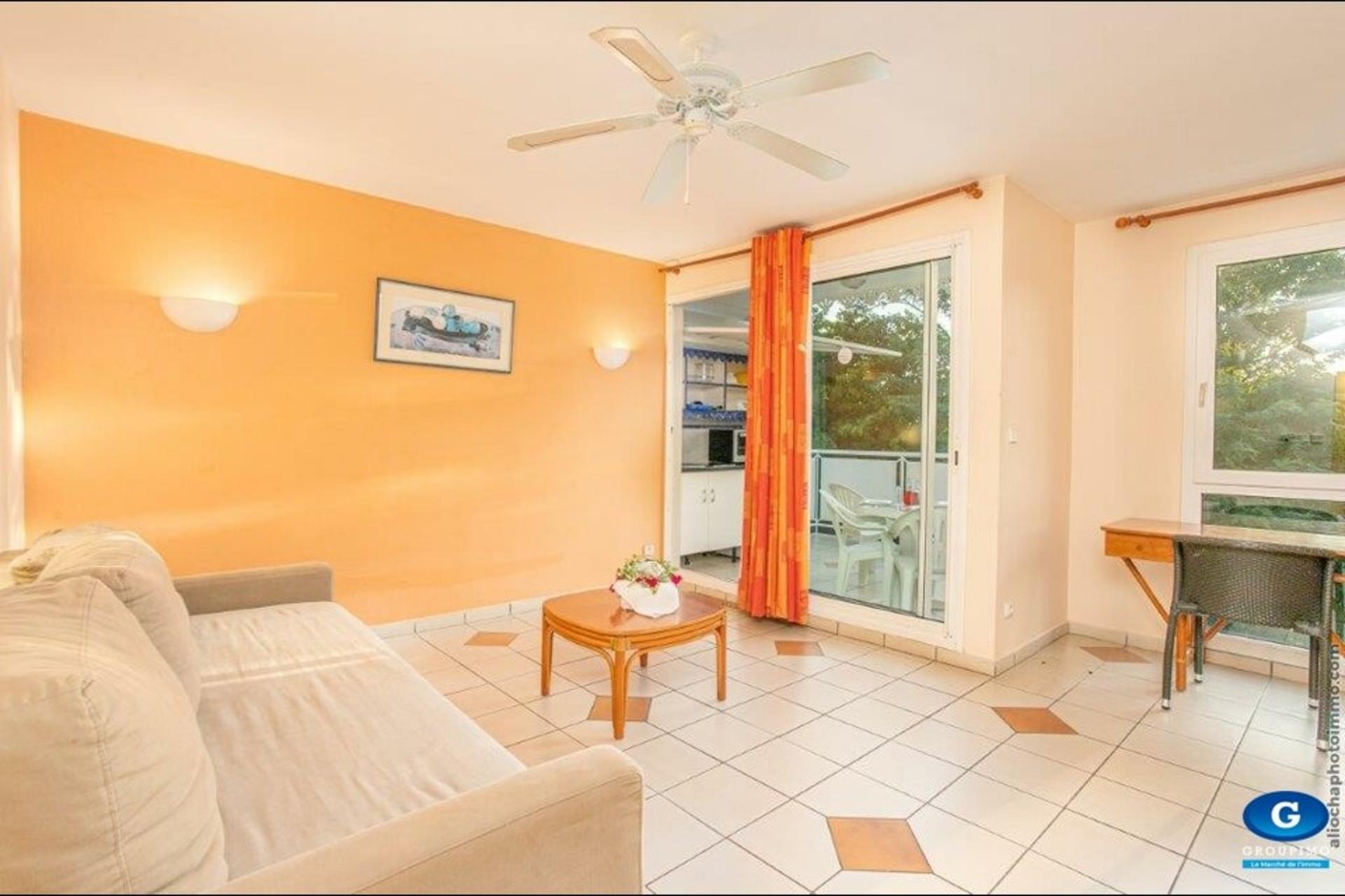 image 0 - Appartement À vendre Sainte-Luce - 1 pièce