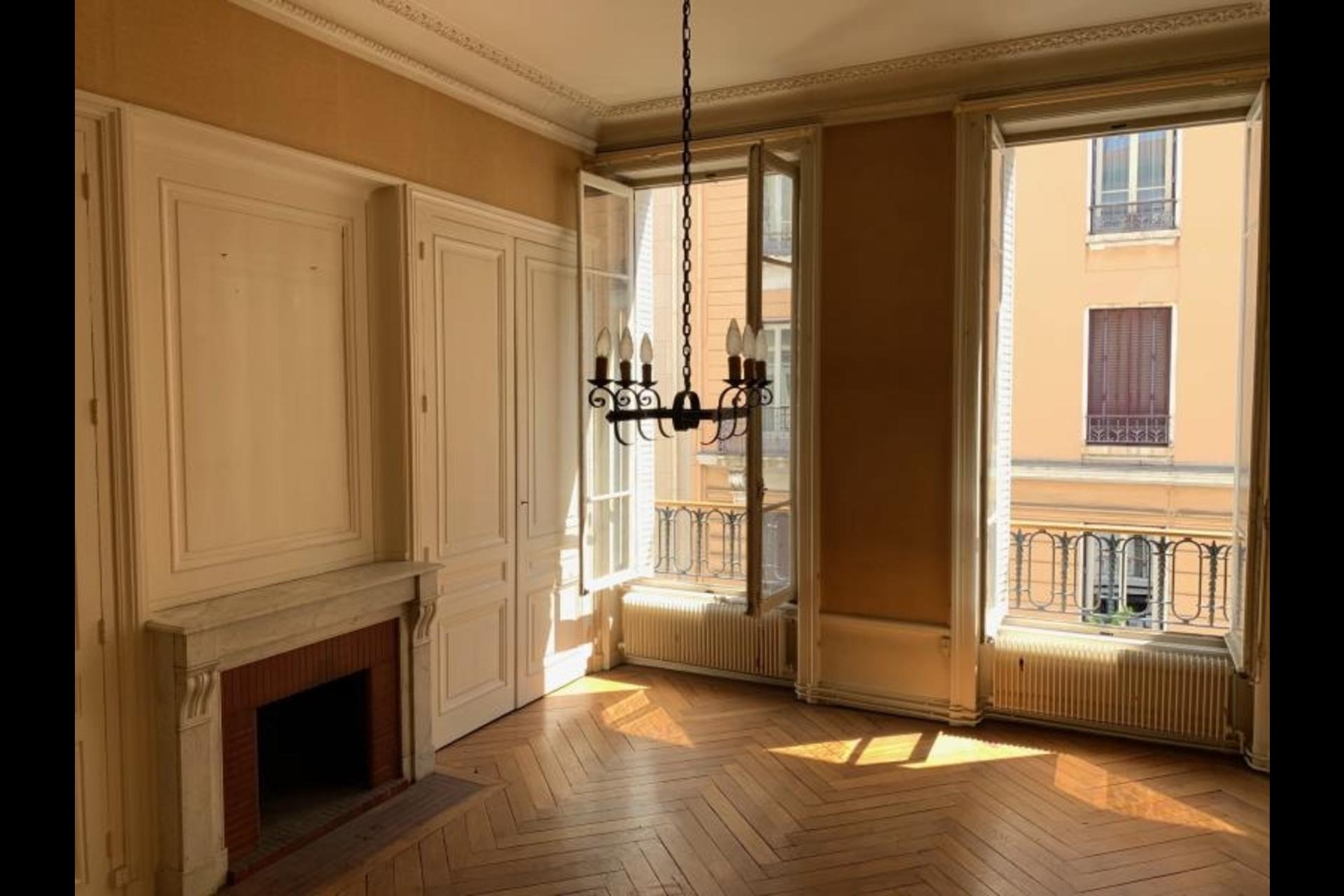 image 1 - Appartement À vendre Lyon - 4 pièces