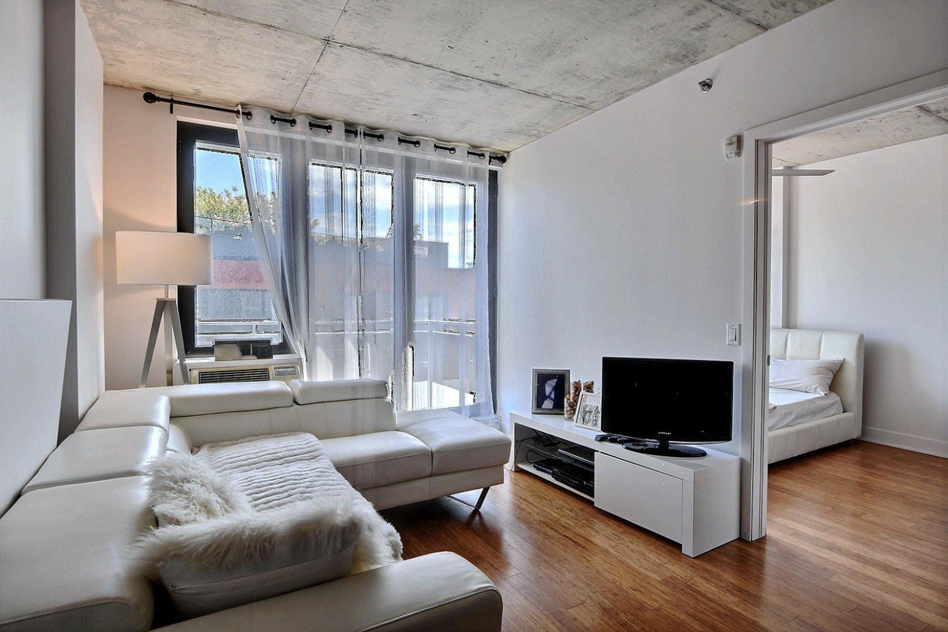 image 3 - Appartement À vendre Montréal Le Sud-Ouest  - 6 pièces
