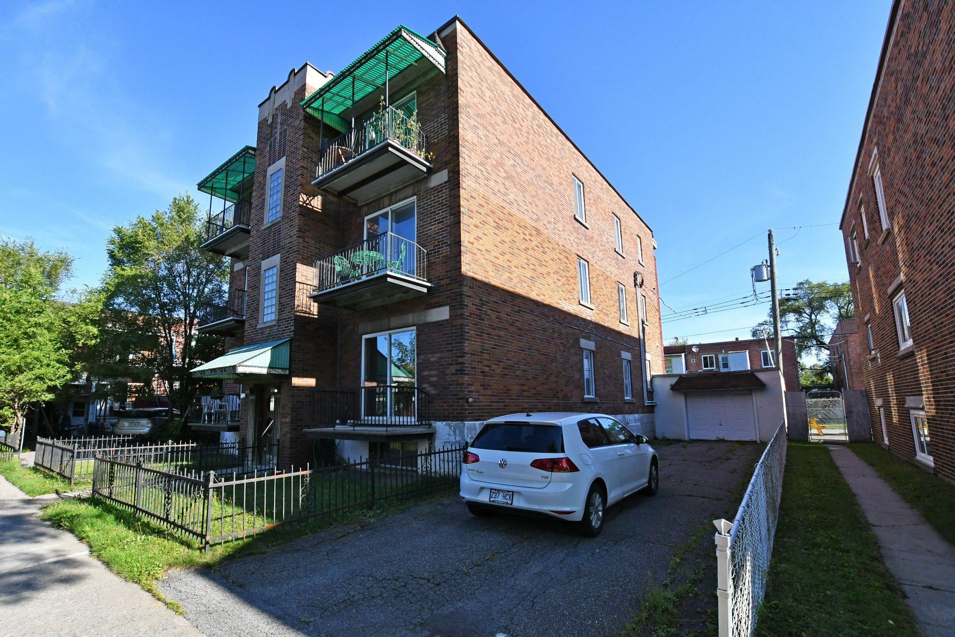 image 11 - Immeuble à revenus À vendre Montréal Villeray/Saint-Michel/Parc-Extension  - 4 pièces