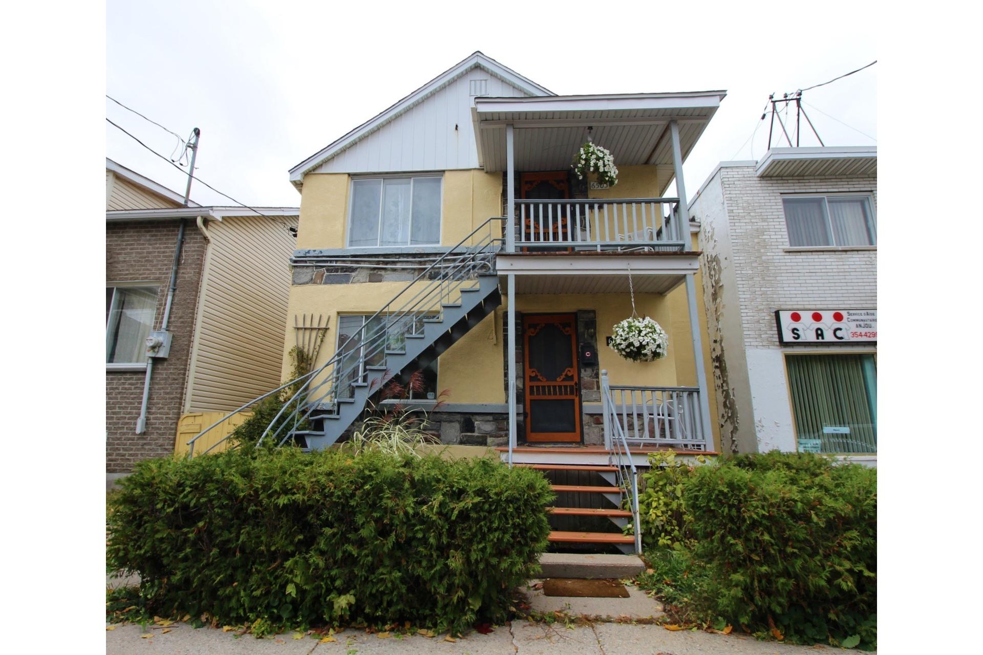image 0 - Duplex À vendre Montréal Anjou  - 4 pièces