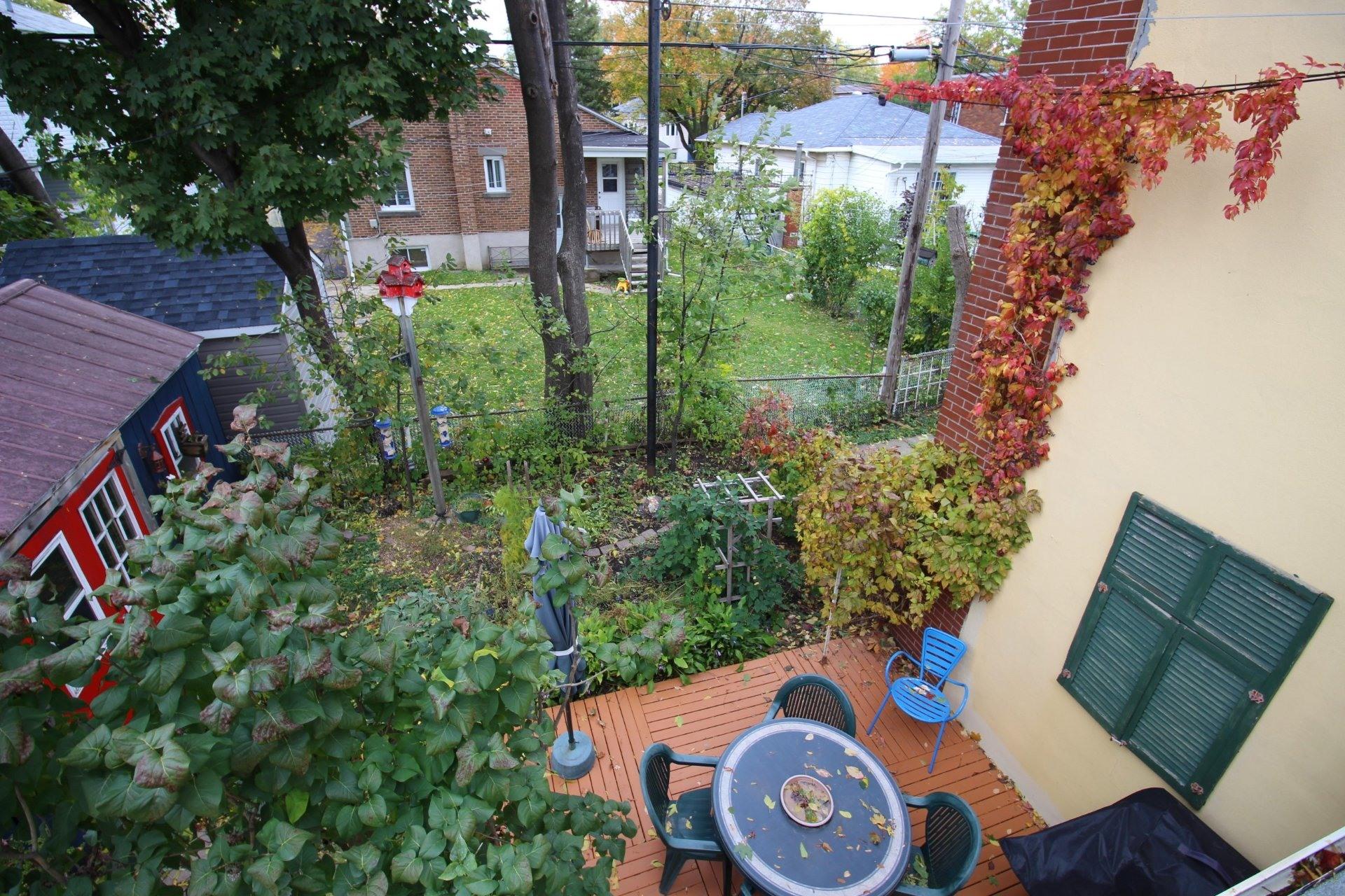image 21 - Duplex À vendre Montréal Anjou  - 4 pièces