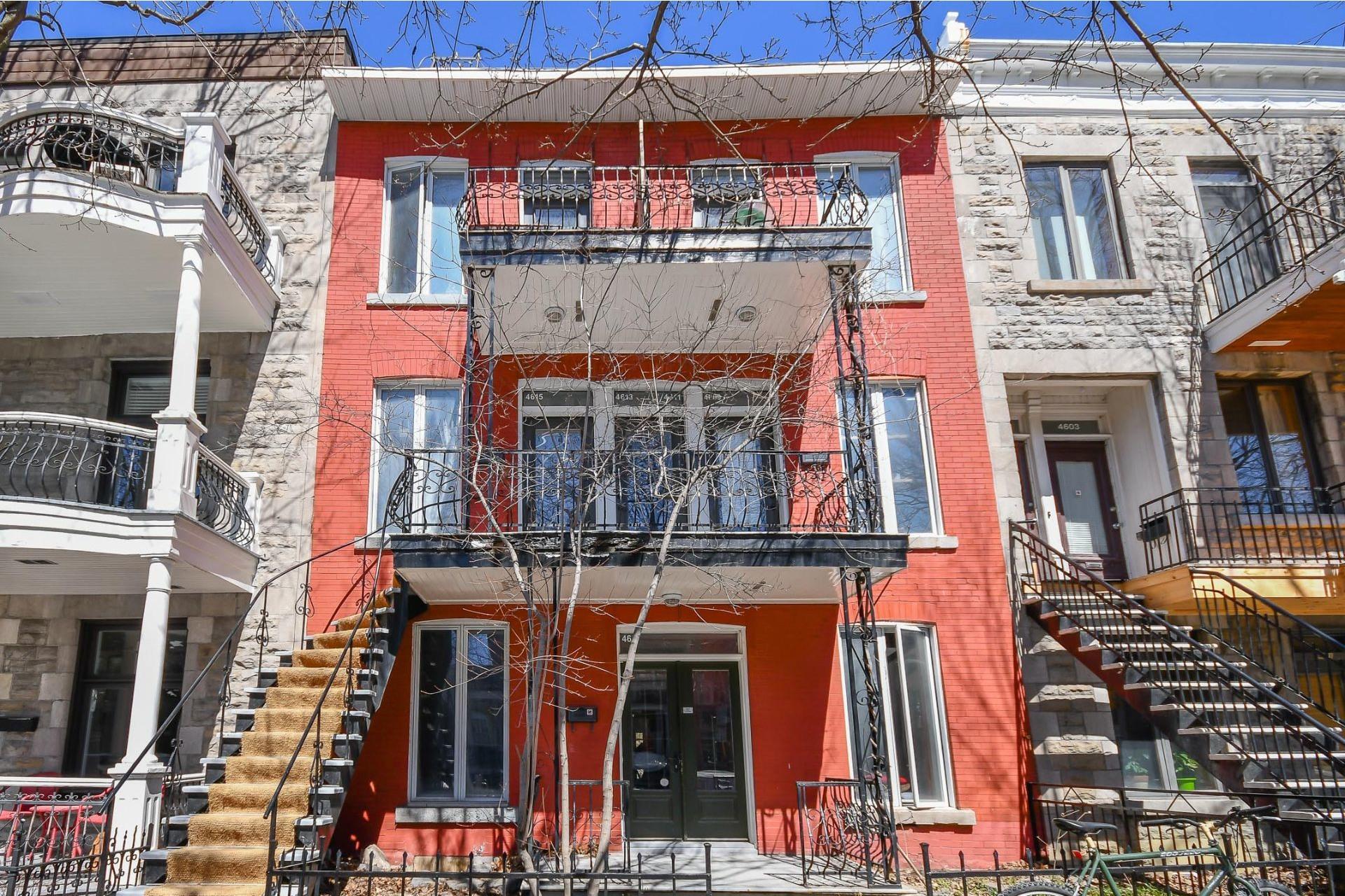 image 0 - Quintuplex À vendre Montréal Le Plateau-Mont-Royal  - 6 pièces