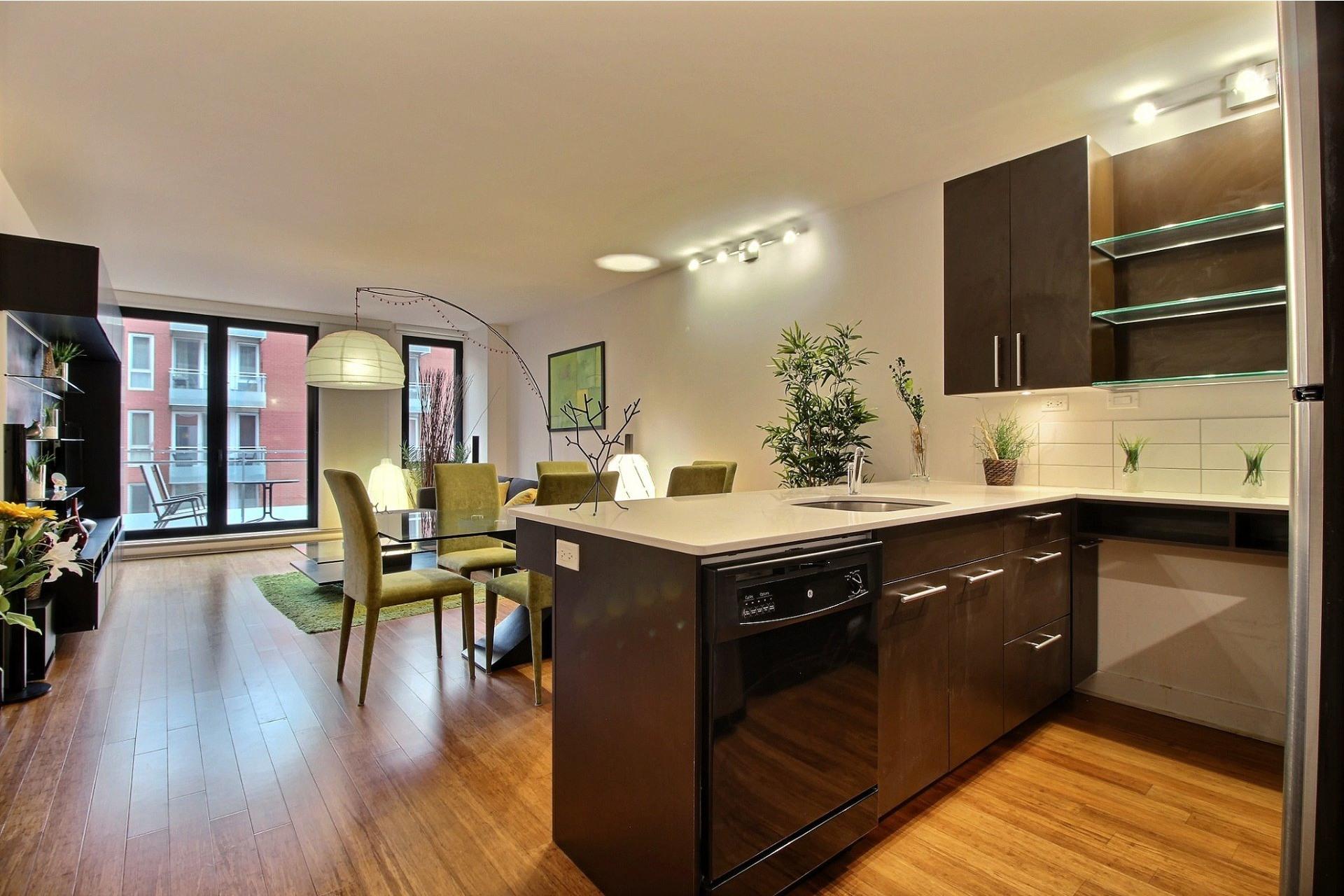 image 5 - Apartment For rent Le Sud-Ouest Montréal  - 6 rooms
