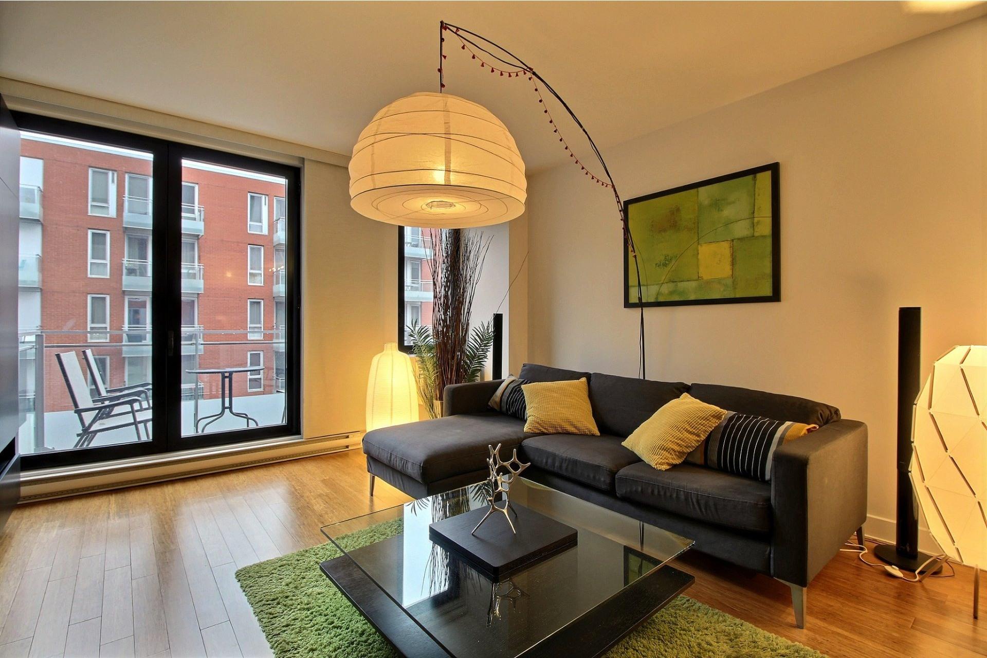 image 1 - Apartment For rent Le Sud-Ouest Montréal  - 6 rooms