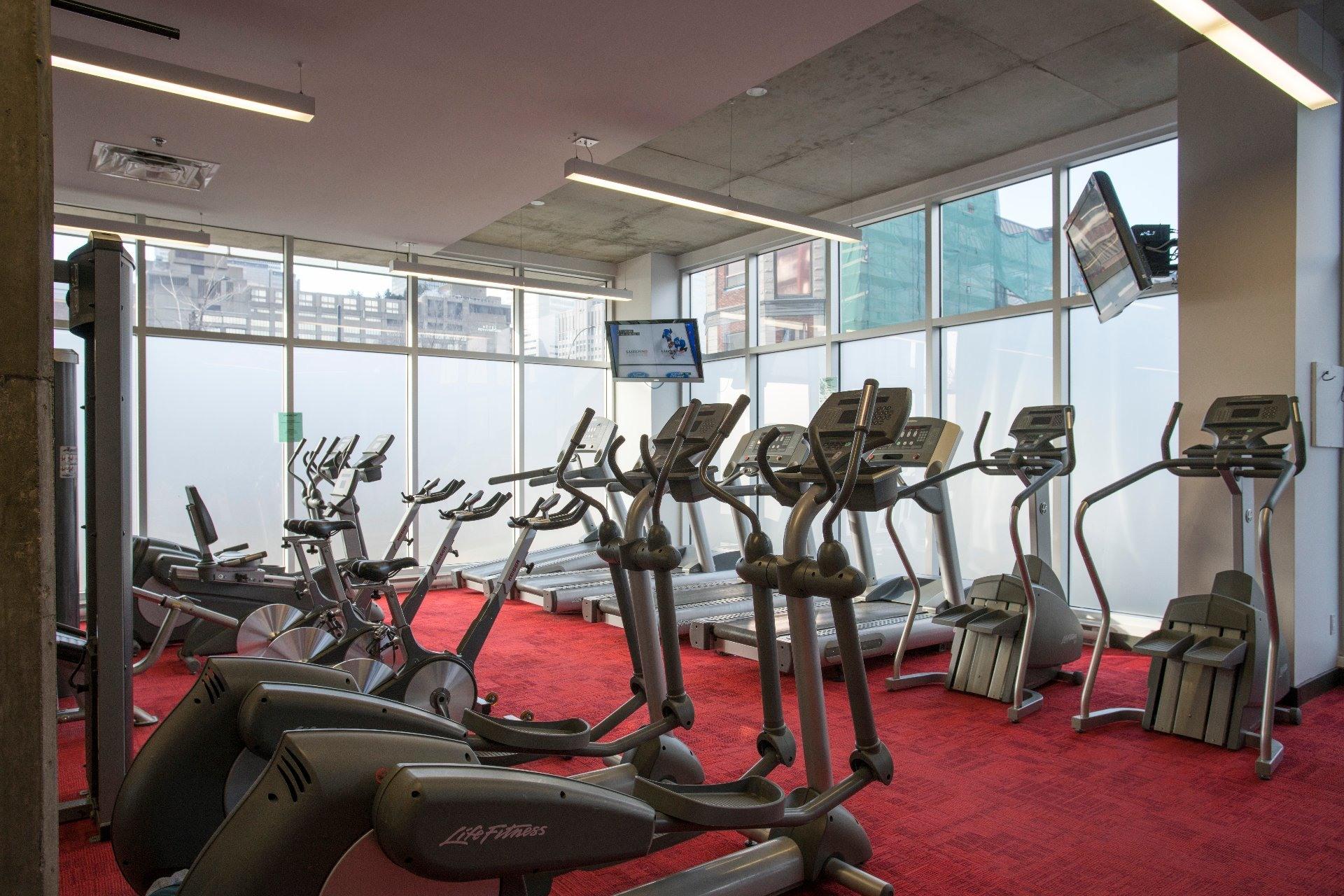 image 19 - Apartment For rent Le Sud-Ouest Montréal  - 6 rooms