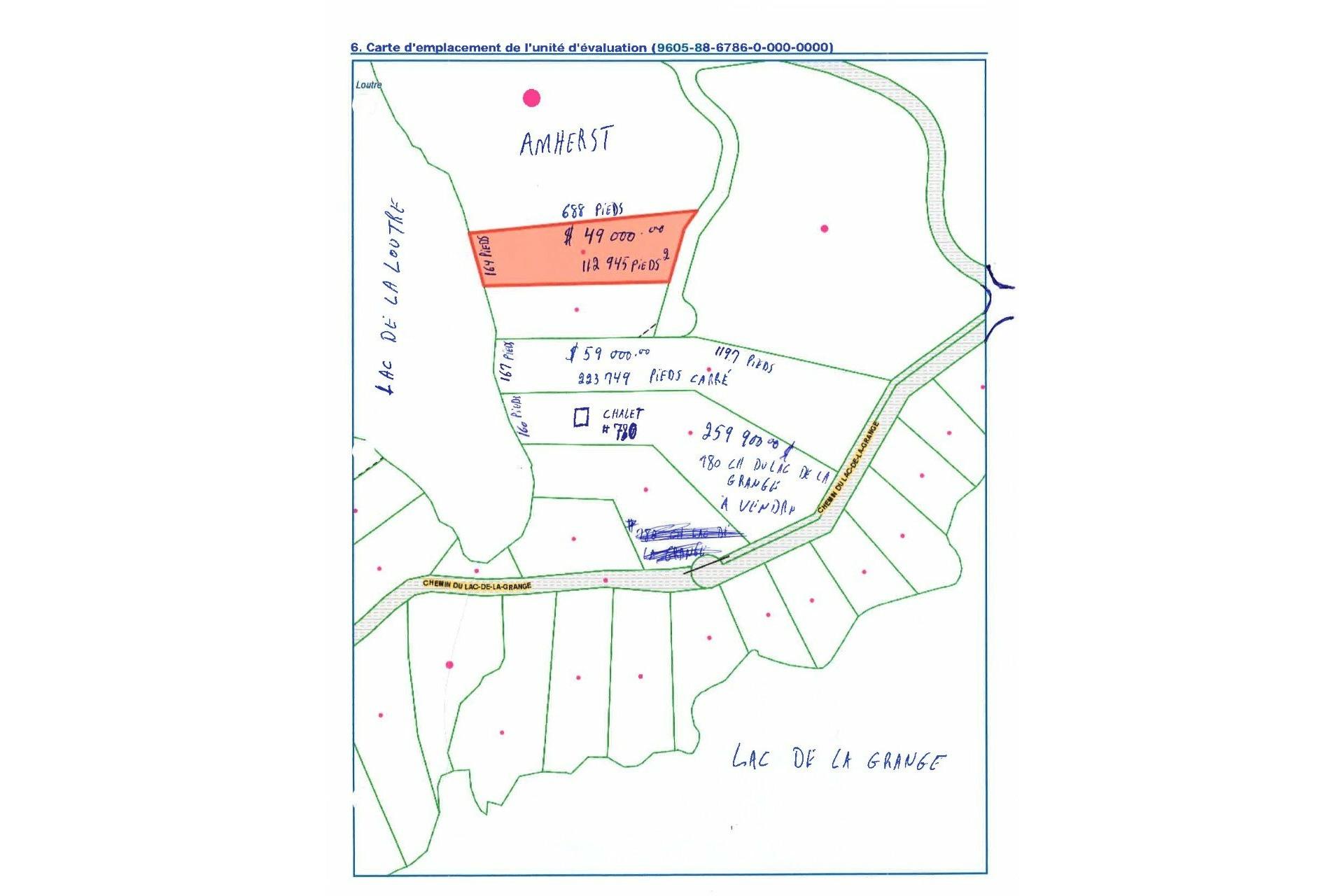 image 7 - Terrain À vendre Amherst