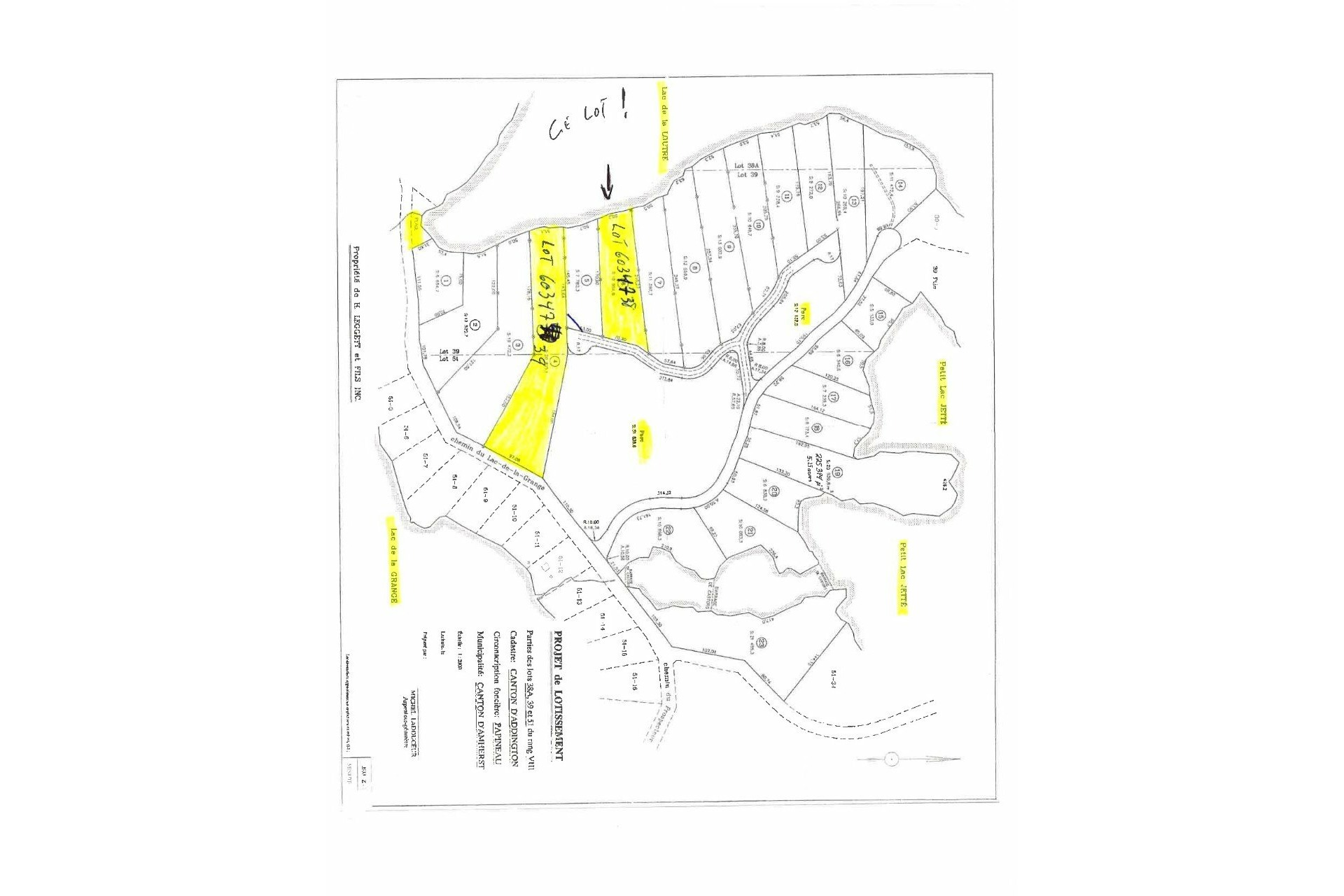 image 6 - Terrain À vendre Amherst