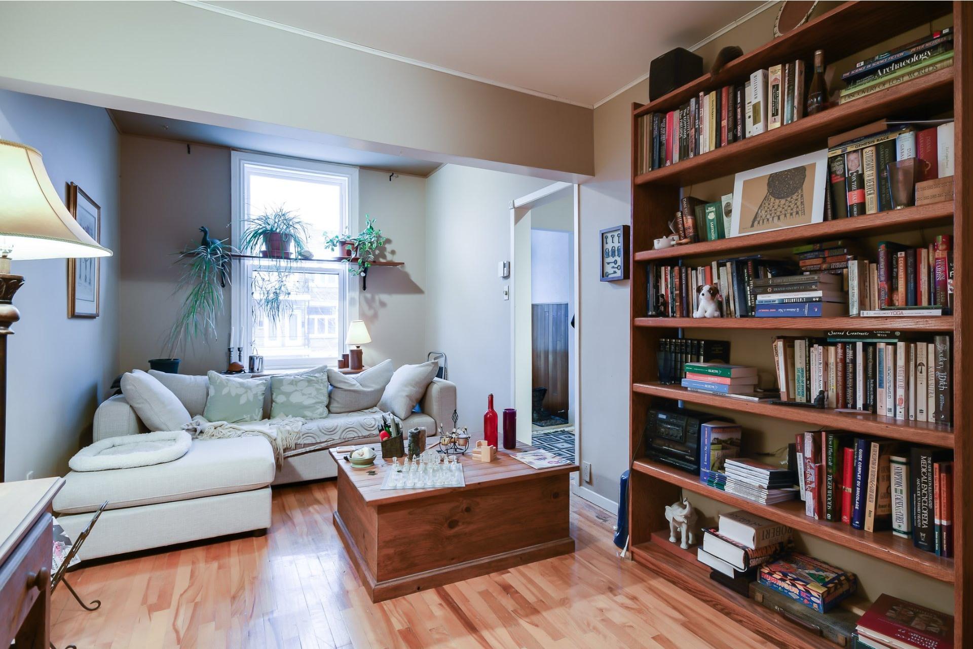 image 2 - Duplex À vendre Rosemont/La Petite-Patrie Montréal  - 5 pièces