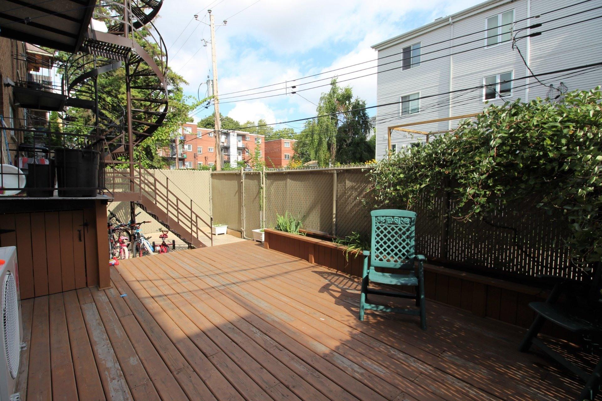 image 19 - Triplex For sale Montréal Mercier/Hochelaga-Maisonneuve  - 7 rooms
