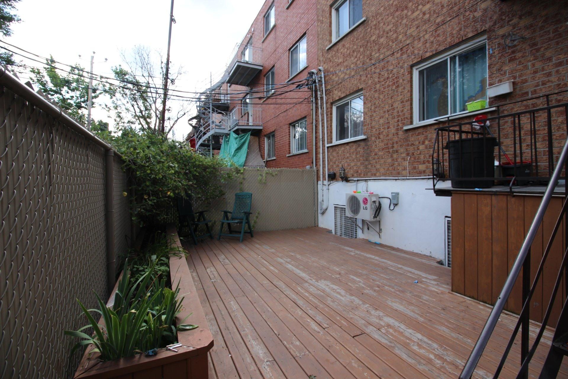 image 17 - Triplex For sale Montréal Mercier/Hochelaga-Maisonneuve  - 7 rooms