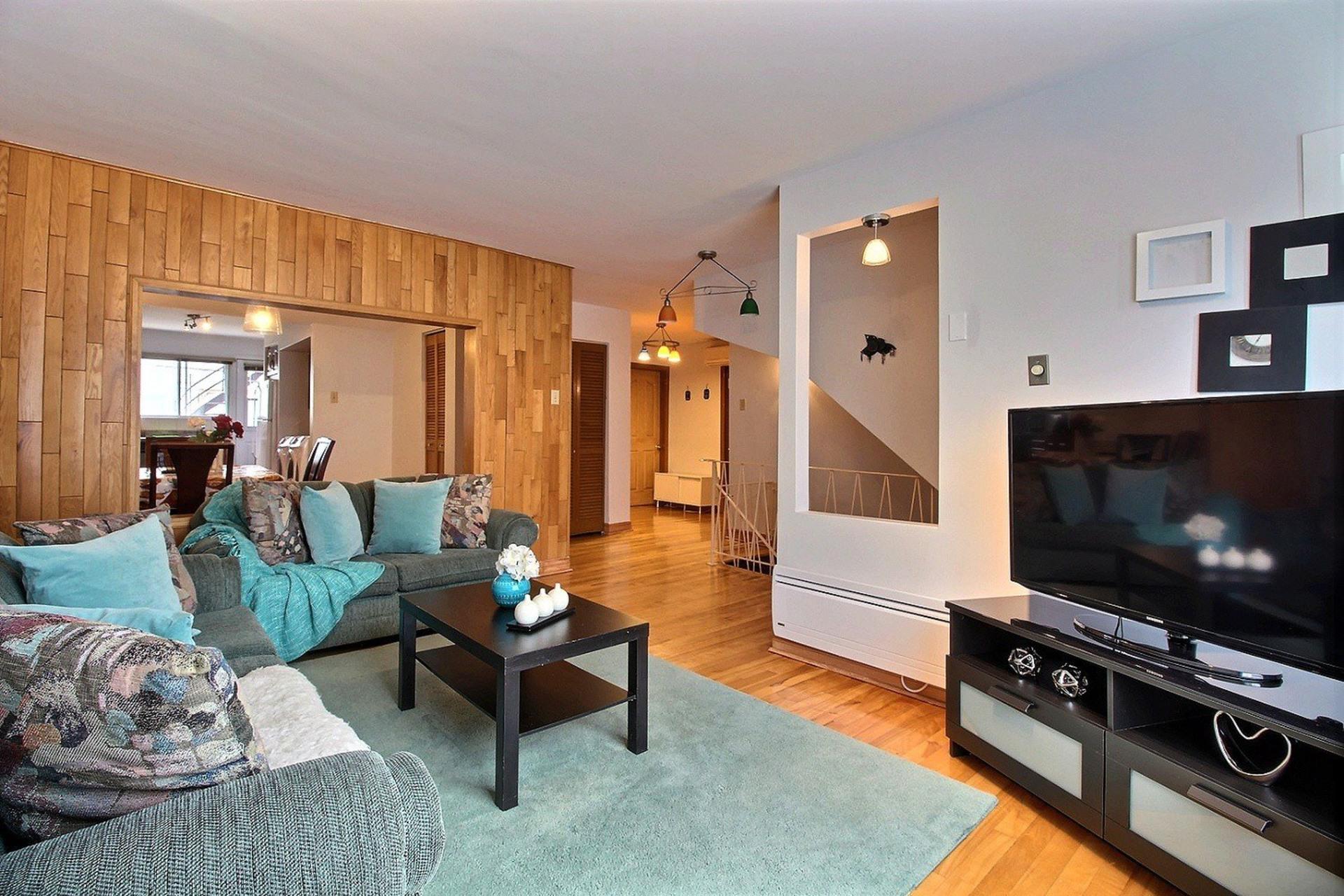 image 3 - Triplex For sale Montréal Mercier/Hochelaga-Maisonneuve  - 7 rooms