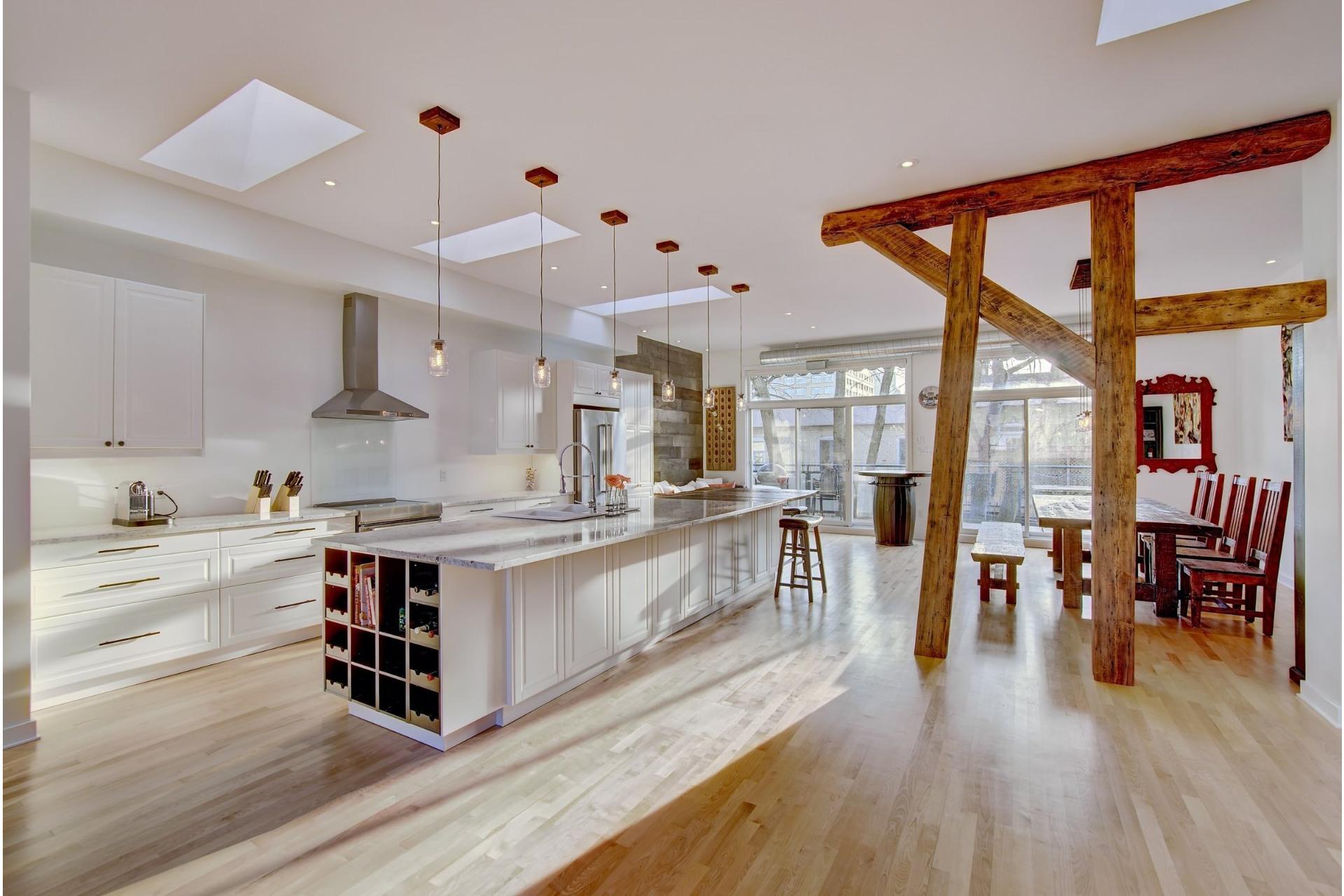 image 0 - Apartment For sale Montréal Le Plateau-Mont-Royal  - 10 rooms