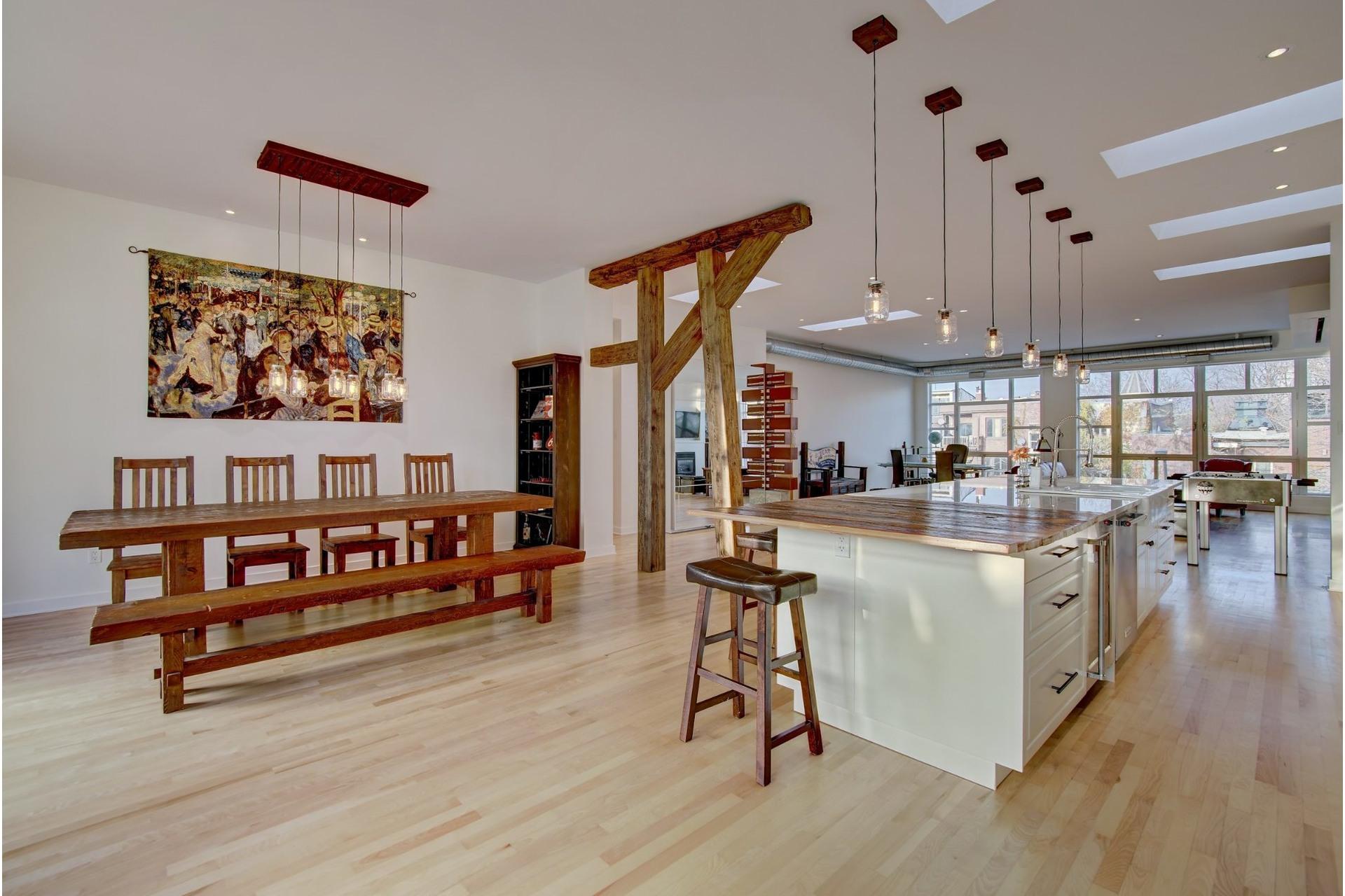 image 4 - Apartment For sale Montréal Le Plateau-Mont-Royal  - 10 rooms