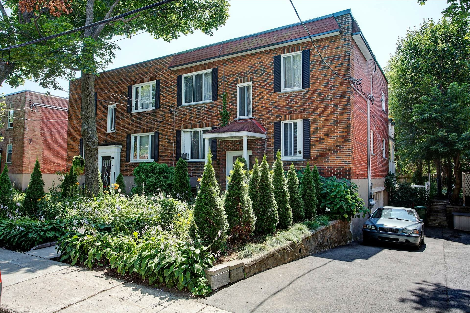 image 16 - Duplex En venta Montréal Côte-des-Neiges/Notre-Dame-de-Grâce  - 5 habitaciones
