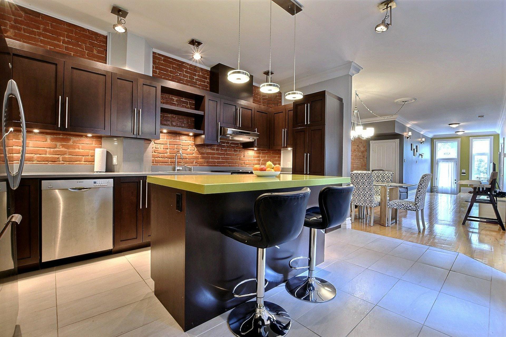 image 2 - Apartment For sale Montréal Le Plateau-Mont-Royal  - 5 rooms