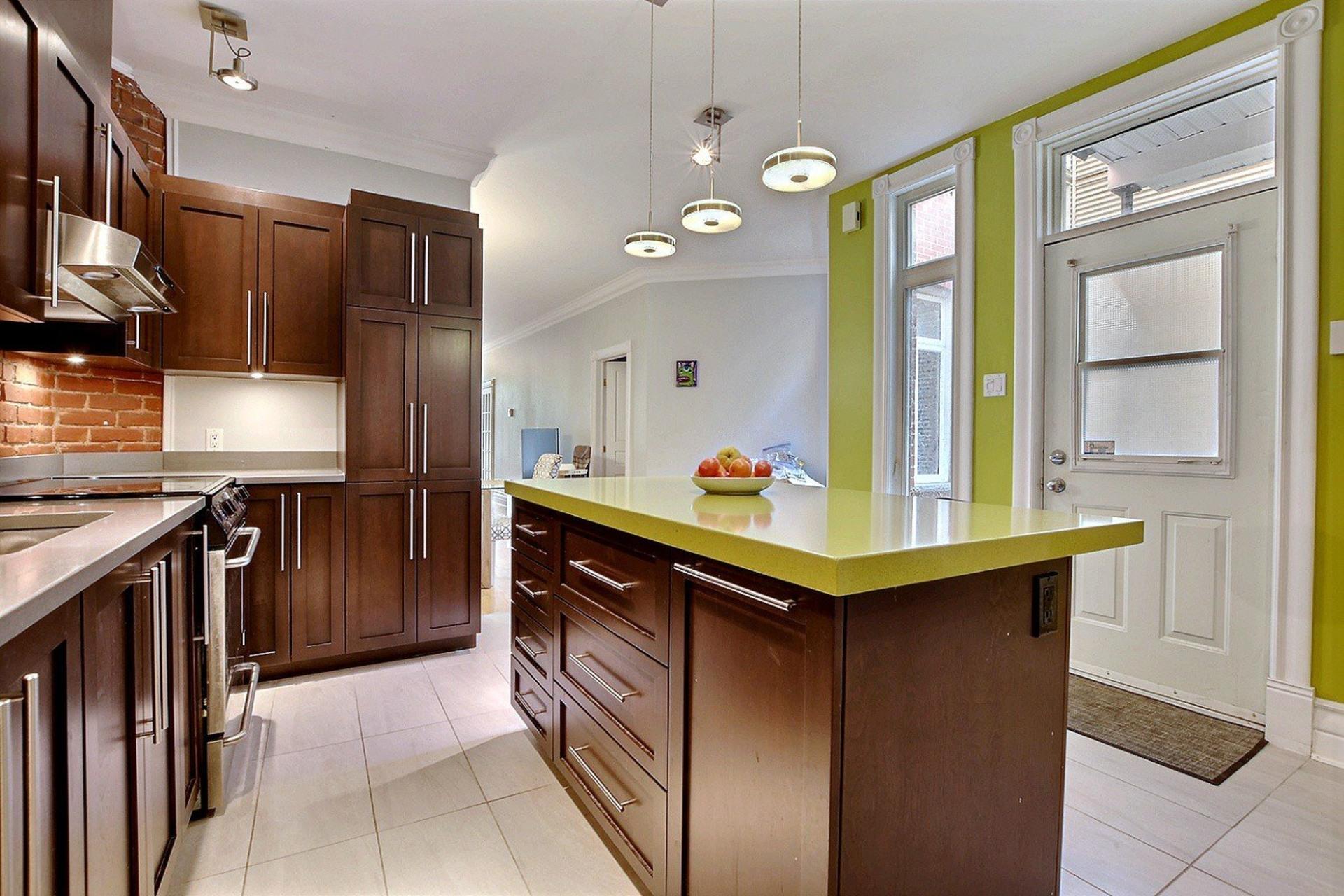 image 4 - Apartment For sale Montréal Le Plateau-Mont-Royal  - 5 rooms