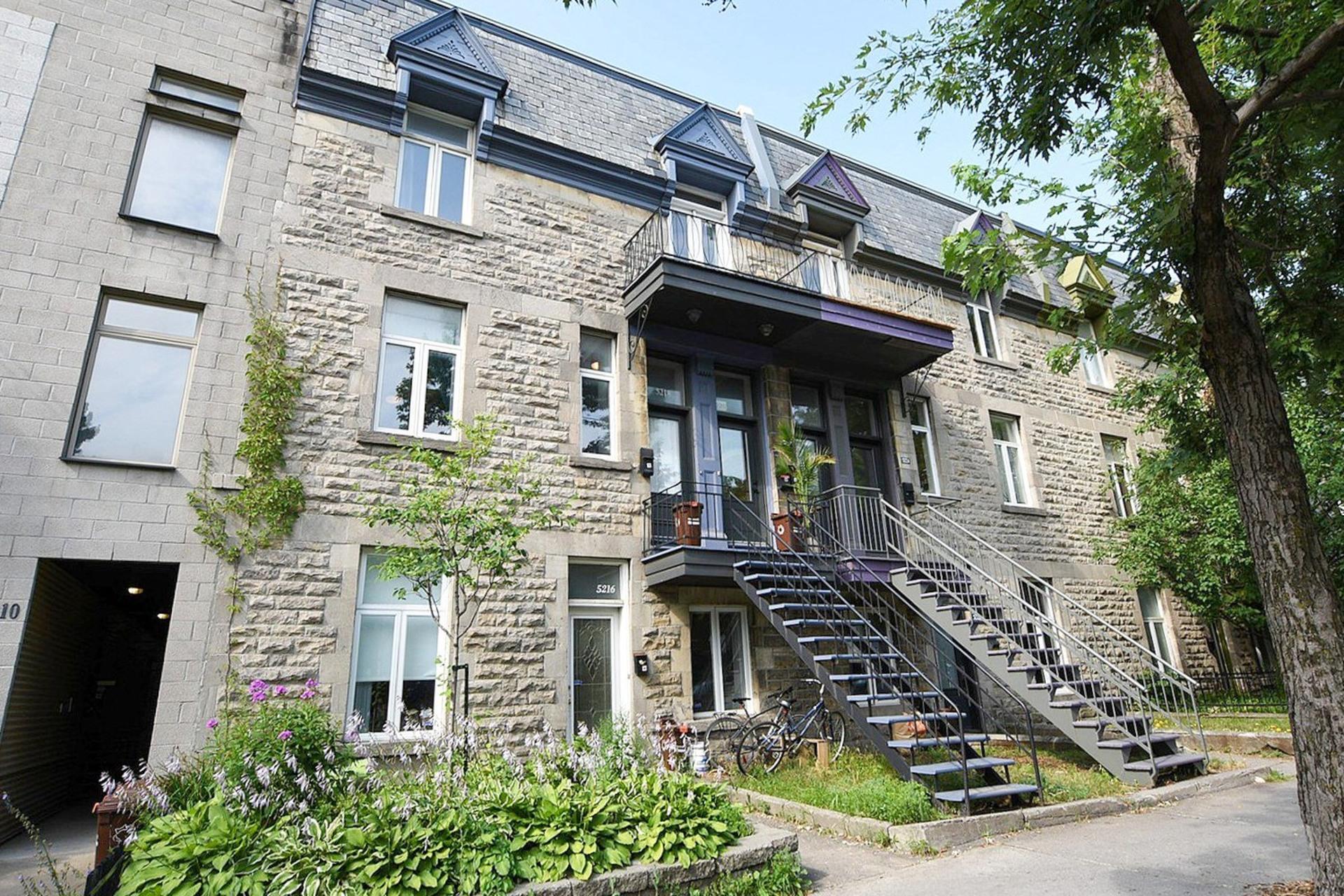 image 19 - Apartment For sale Montréal Le Plateau-Mont-Royal  - 5 rooms