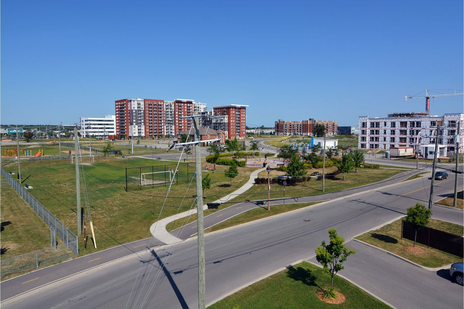 image 23 - Apartment For sale Vaudreuil-Dorion - 7 rooms