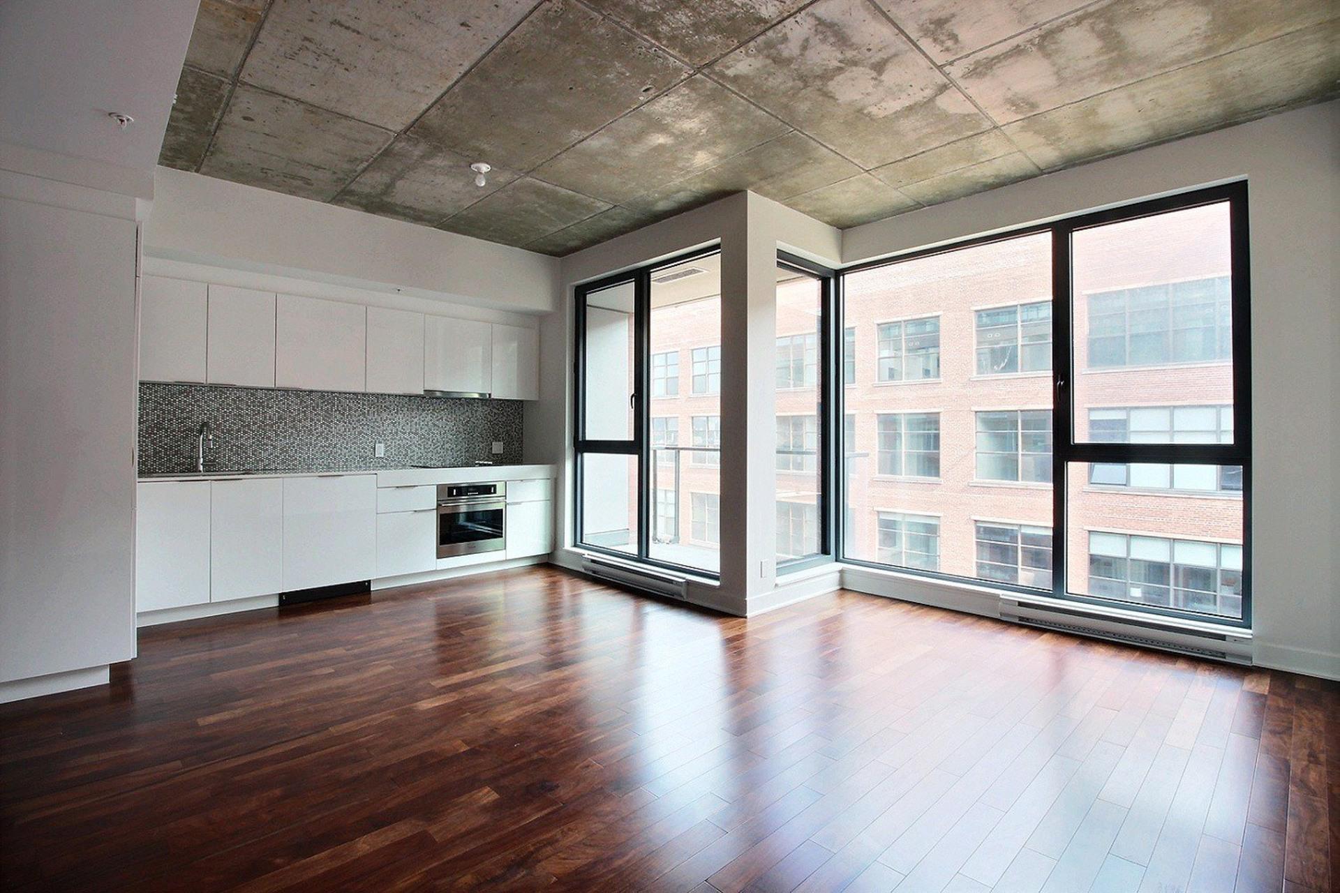 image 3 - Apartment For rent Montréal Le Sud-Ouest  - 5 rooms