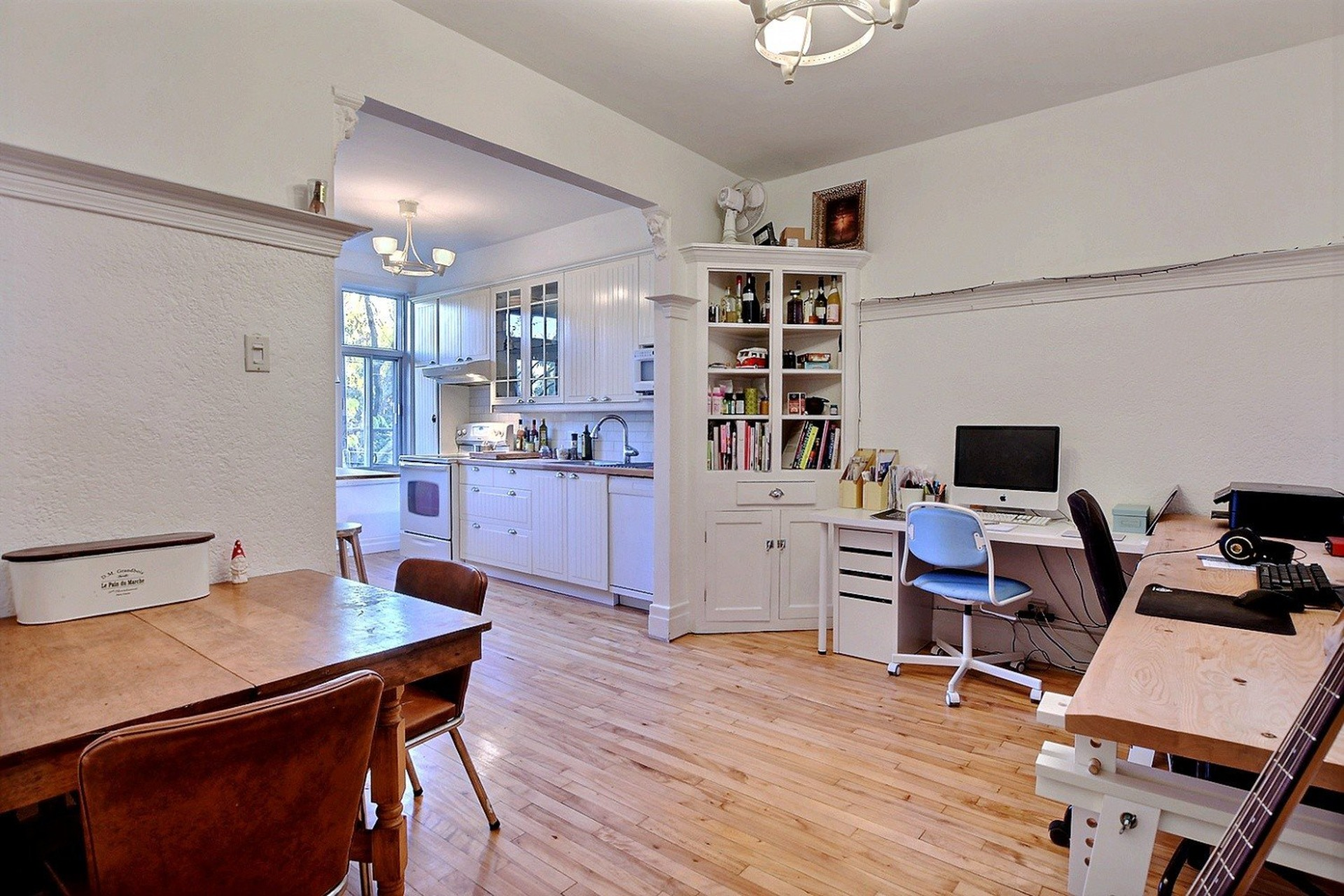image 16 - Quintuplex For sale Montréal Villeray/Saint-Michel/Parc-Extension  - 8 rooms