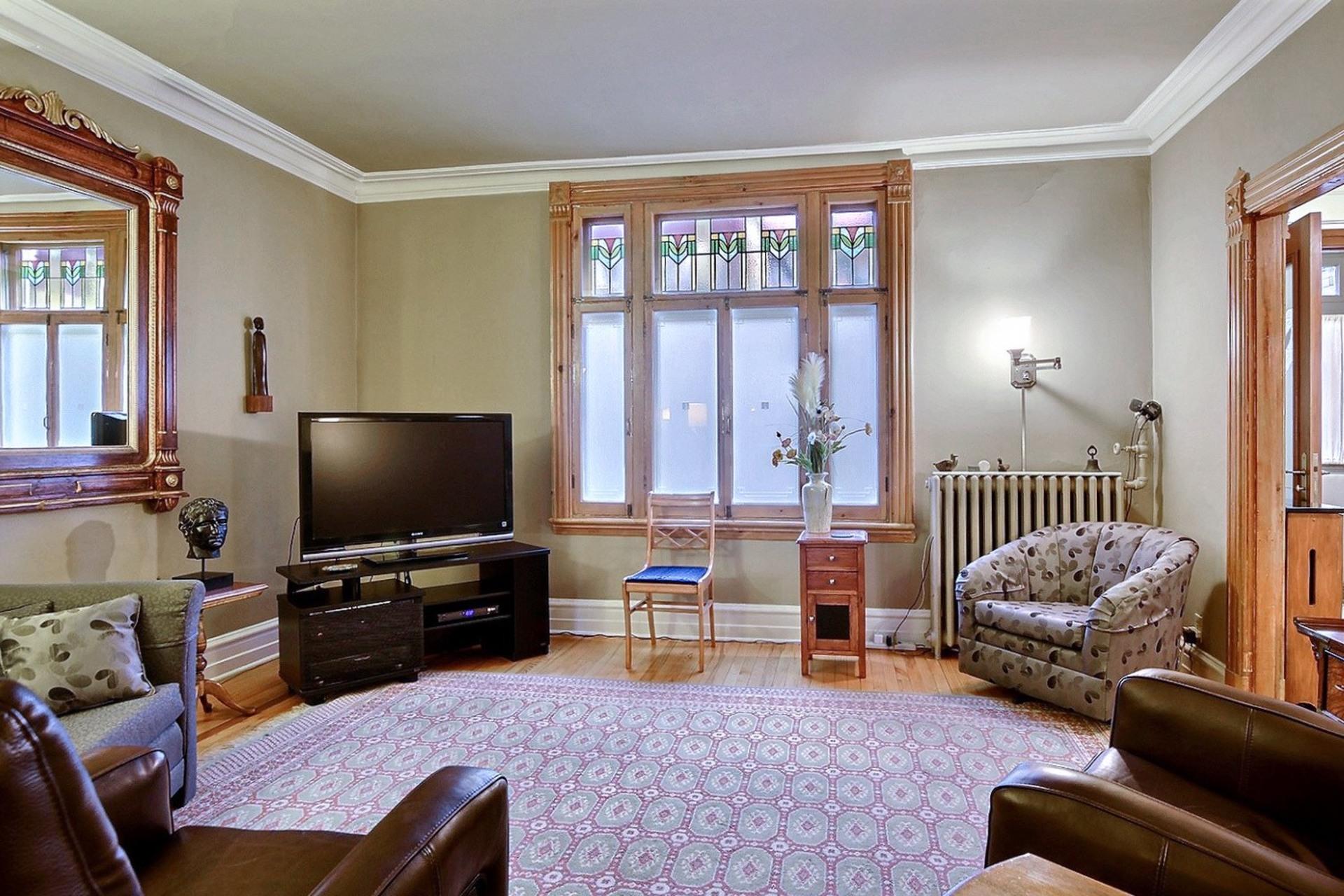image 2 - Maison À vendre Montréal Rosemont/La Petite-Patrie  - 12 pièces