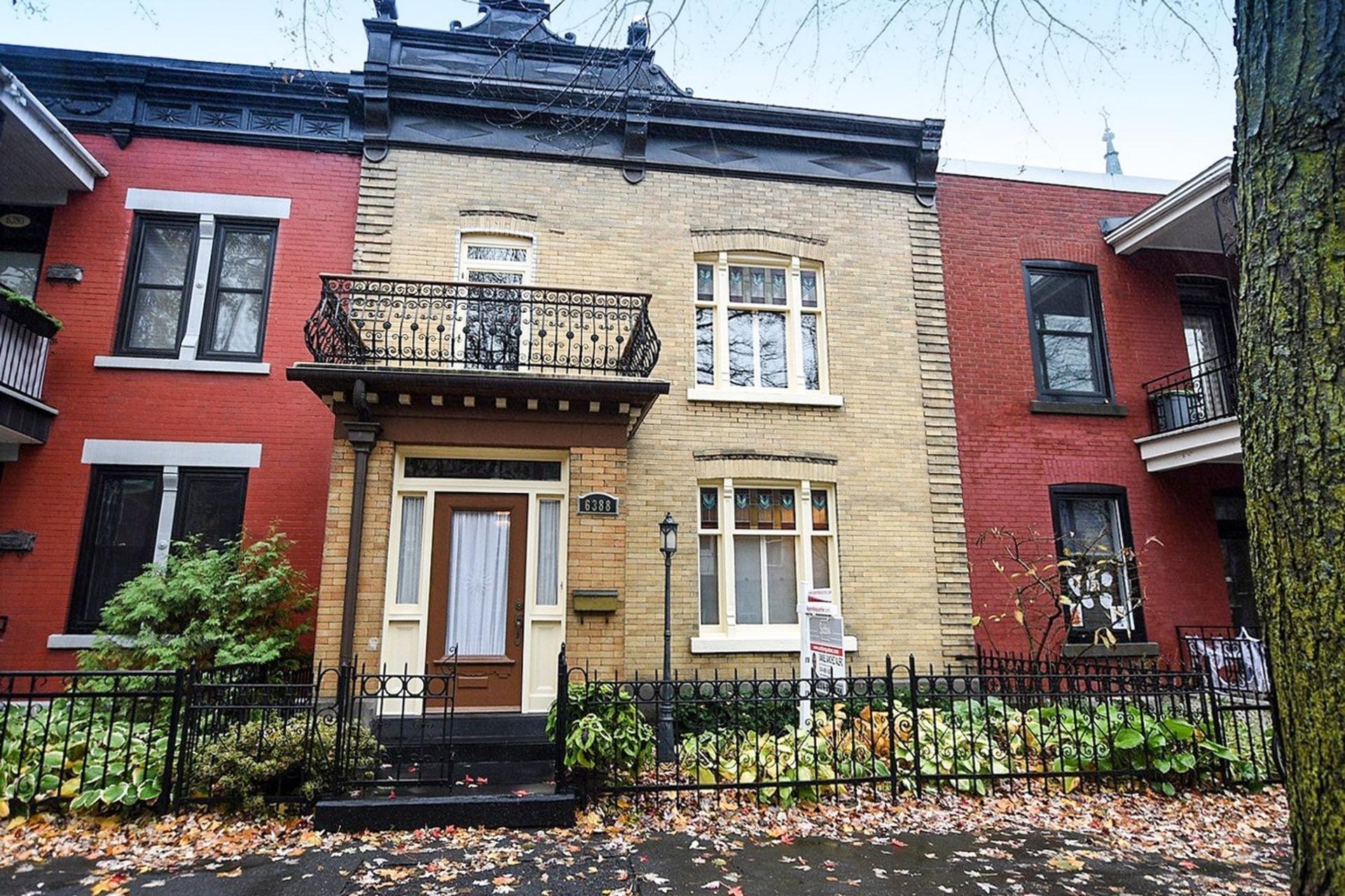 image 0 - Maison À vendre Montréal Rosemont/La Petite-Patrie  - 12 pièces