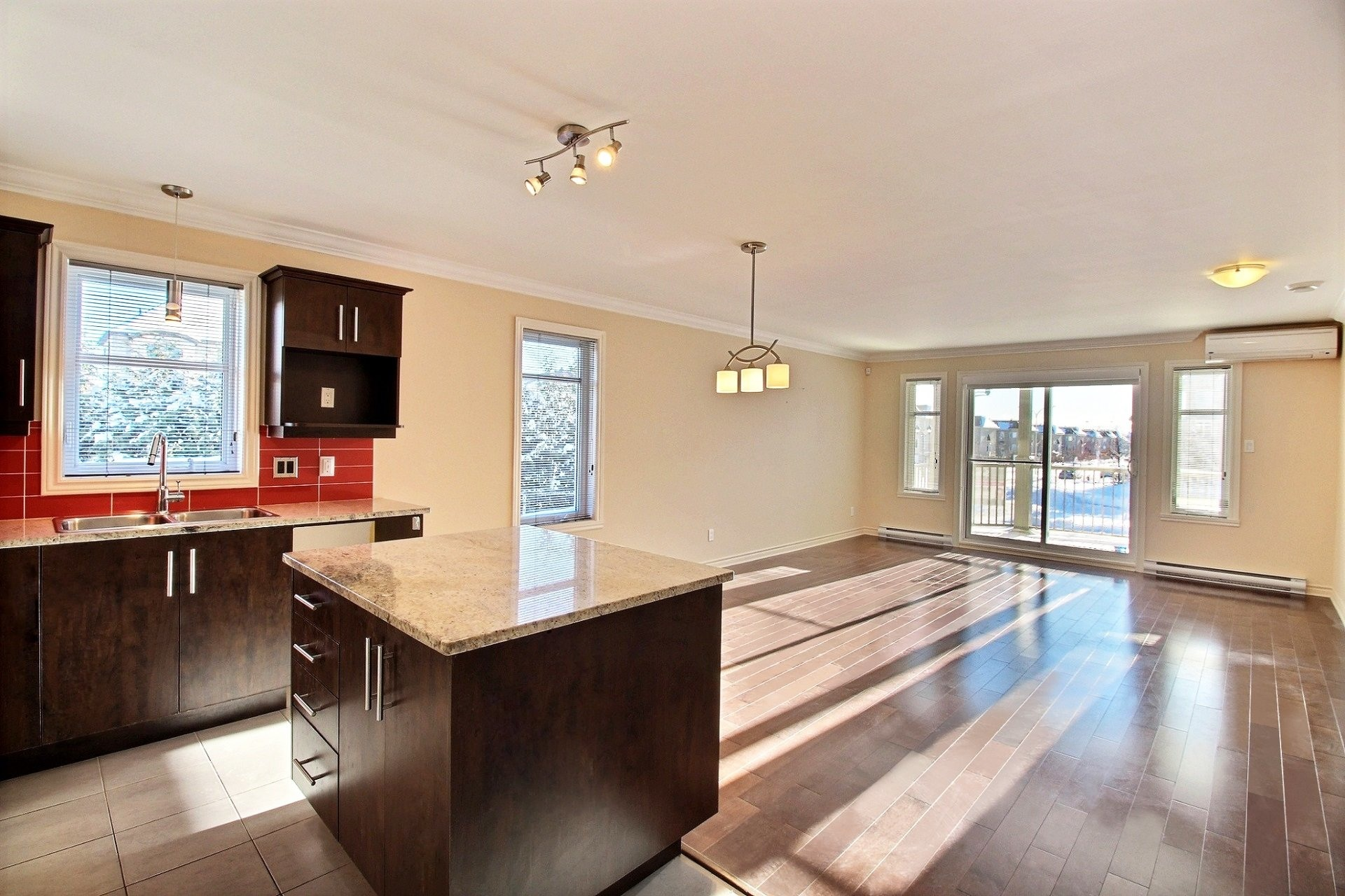 image 7 - Apartment For sale Laval Duvernay  - 7 rooms