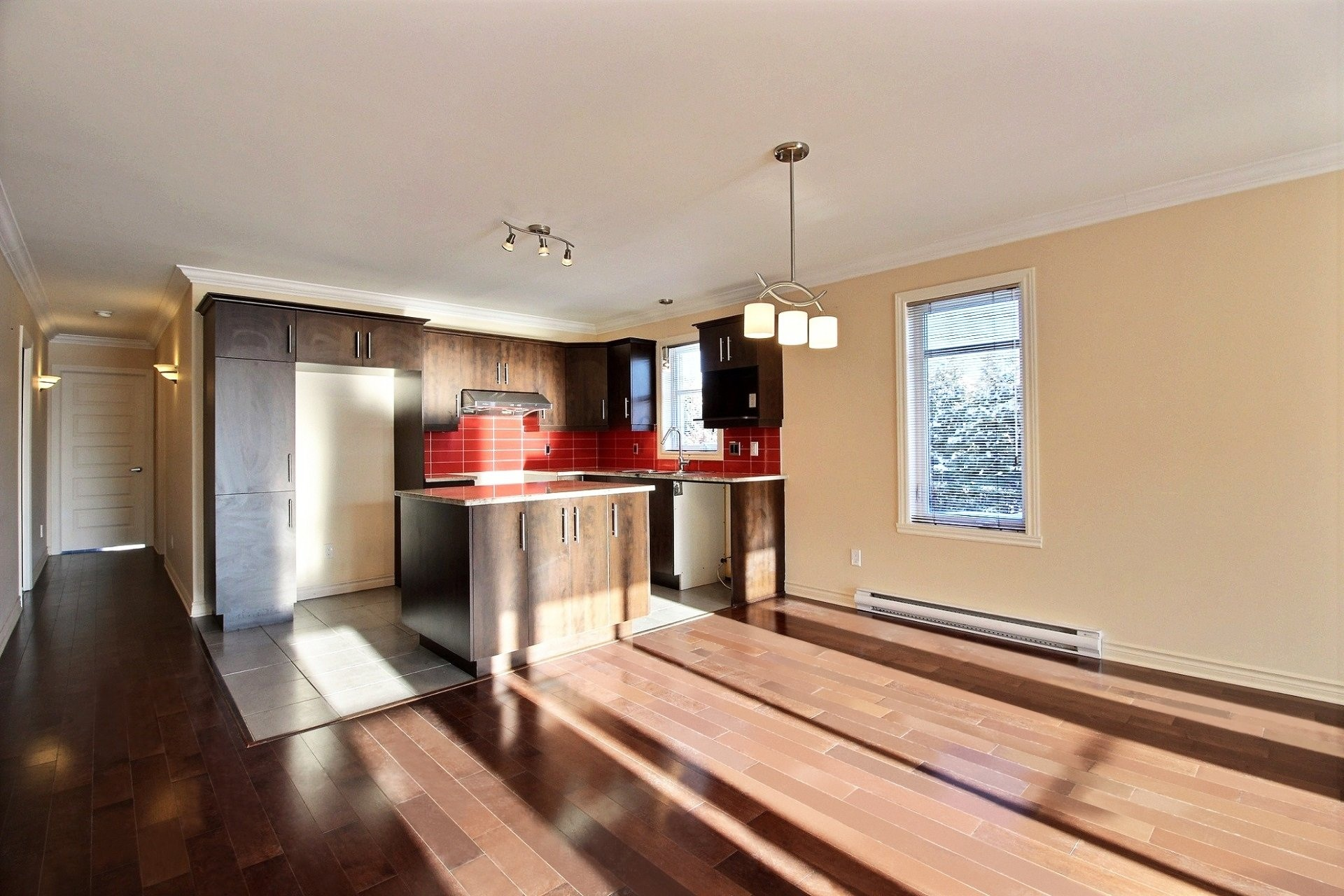 image 9 - Apartment For sale Laval Duvernay  - 7 rooms