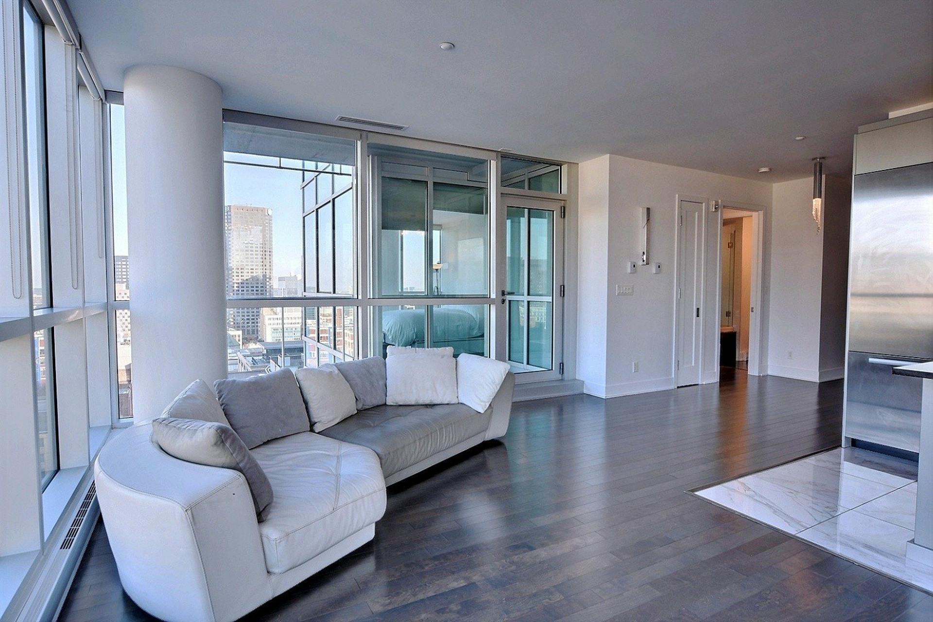 image 3 - Apartment For sale Montréal Ville-Marie  - 5 rooms