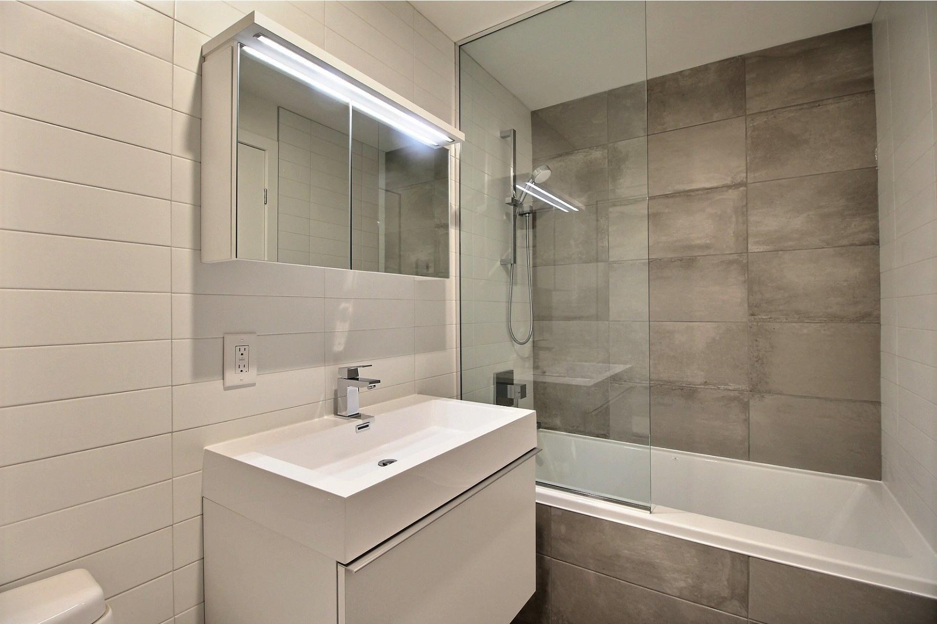 image 9 - Apartment For rent Montréal Le Sud-Ouest  - 4 rooms