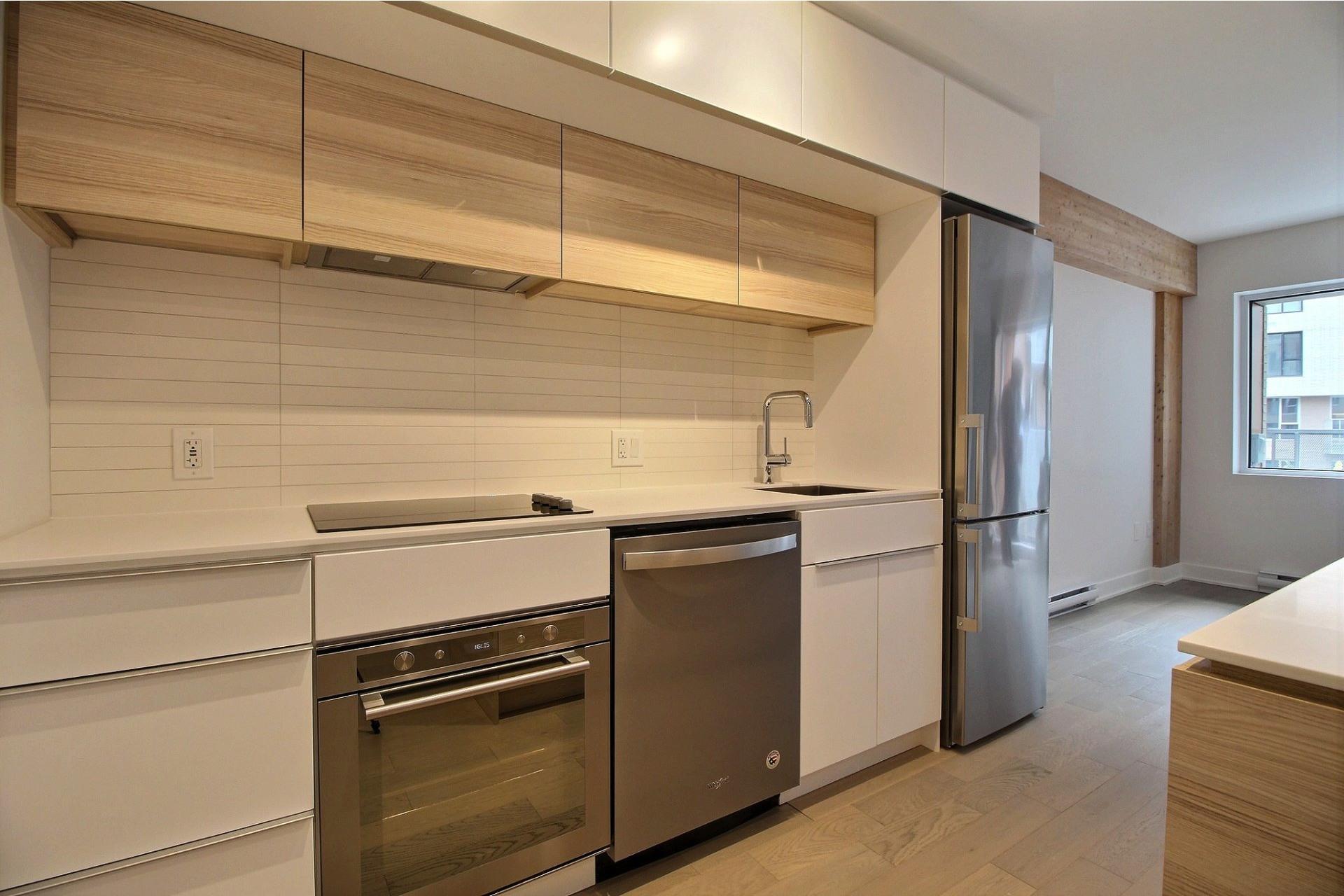 image 3 - Apartment For rent Montréal Le Sud-Ouest  - 4 rooms