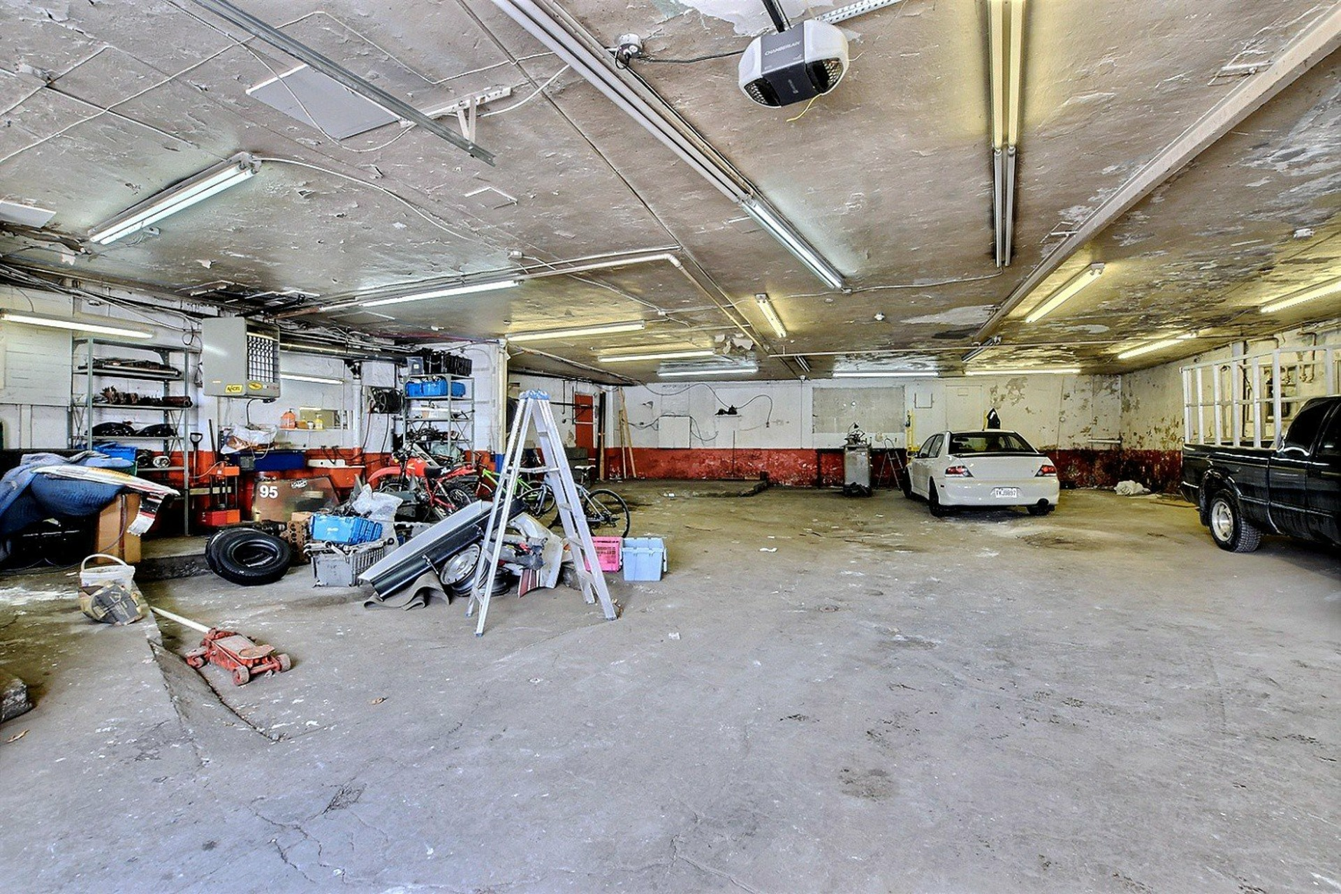 image 6 - Immeuble à revenus À vendre Montréal Lachine  - 4 pièces