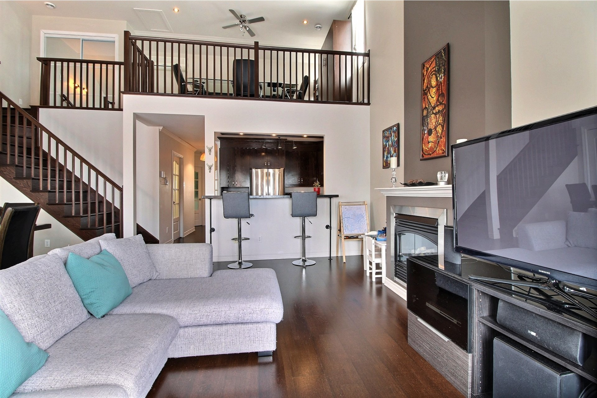 image 7 - Apartment For sale Longueuil Saint-Hubert  - 6 rooms